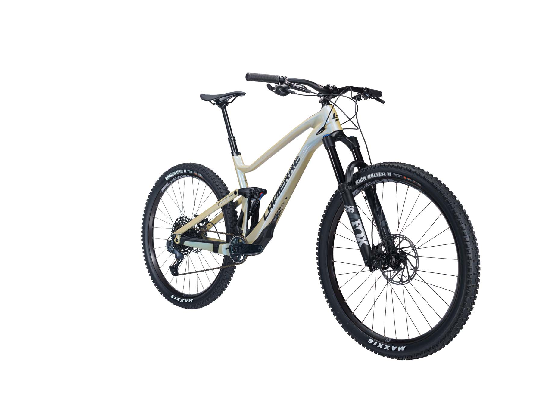Lapierre Zesty AM CF 6.9 2021 All-Mountain Bike 1