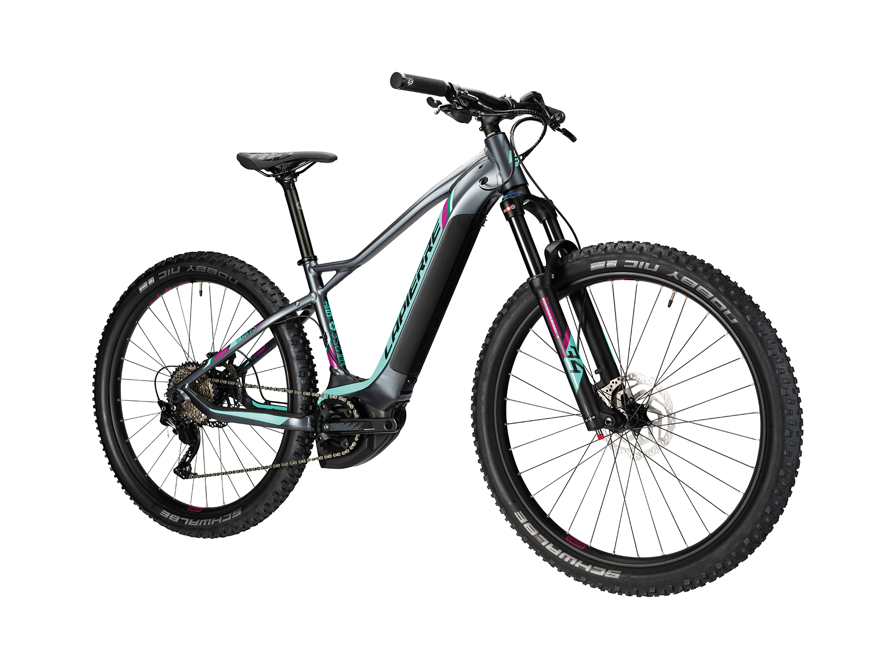 Lapierre Overvolt HT 7.5 2021 Womens Electric Mountain Bike 1