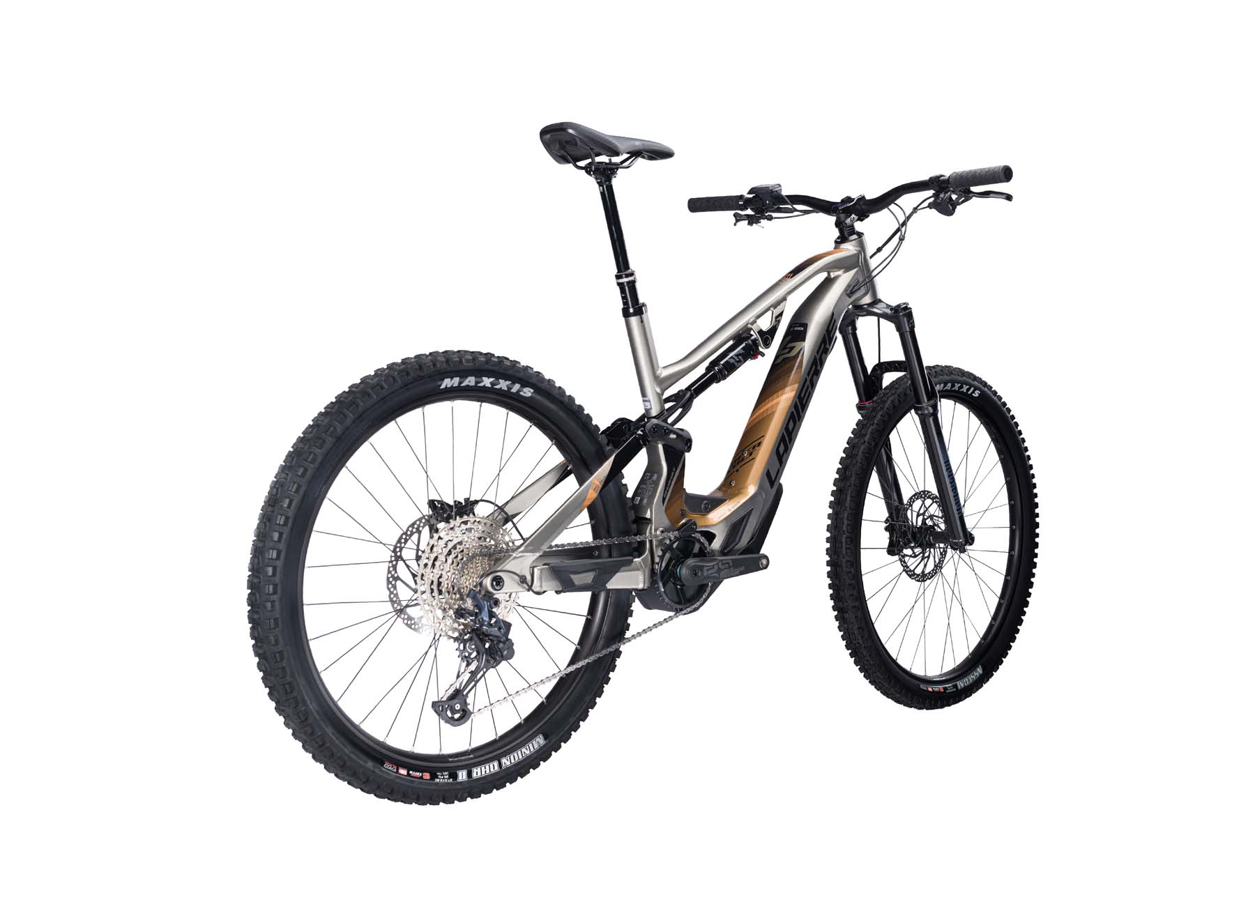 Lapierre Overvolt AM 6.6 2021 E-MTB All-mountain 2