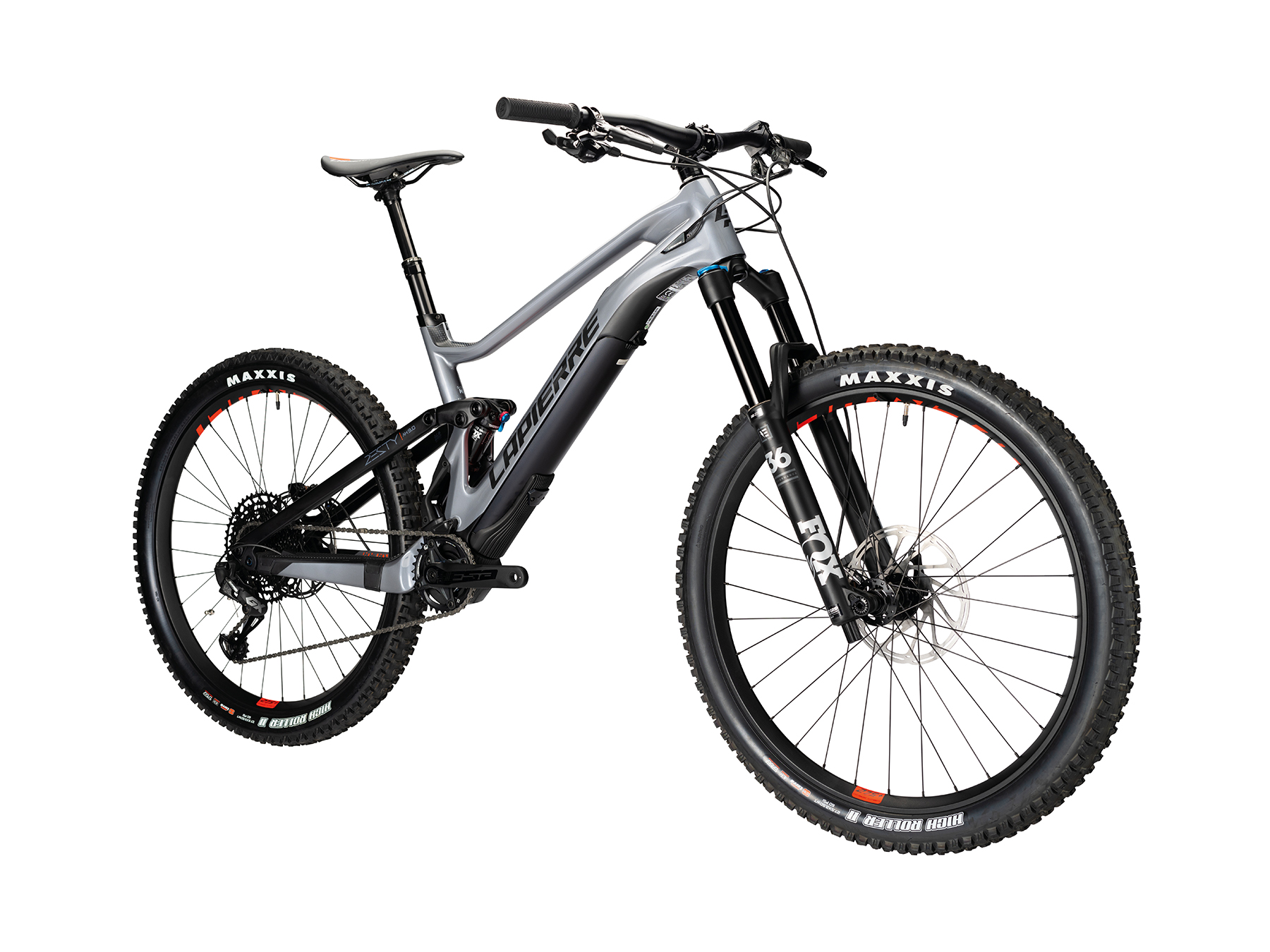 Lapierre eZesty AM 9.0 Disc 2021 Electric Mountain Bike Light 1