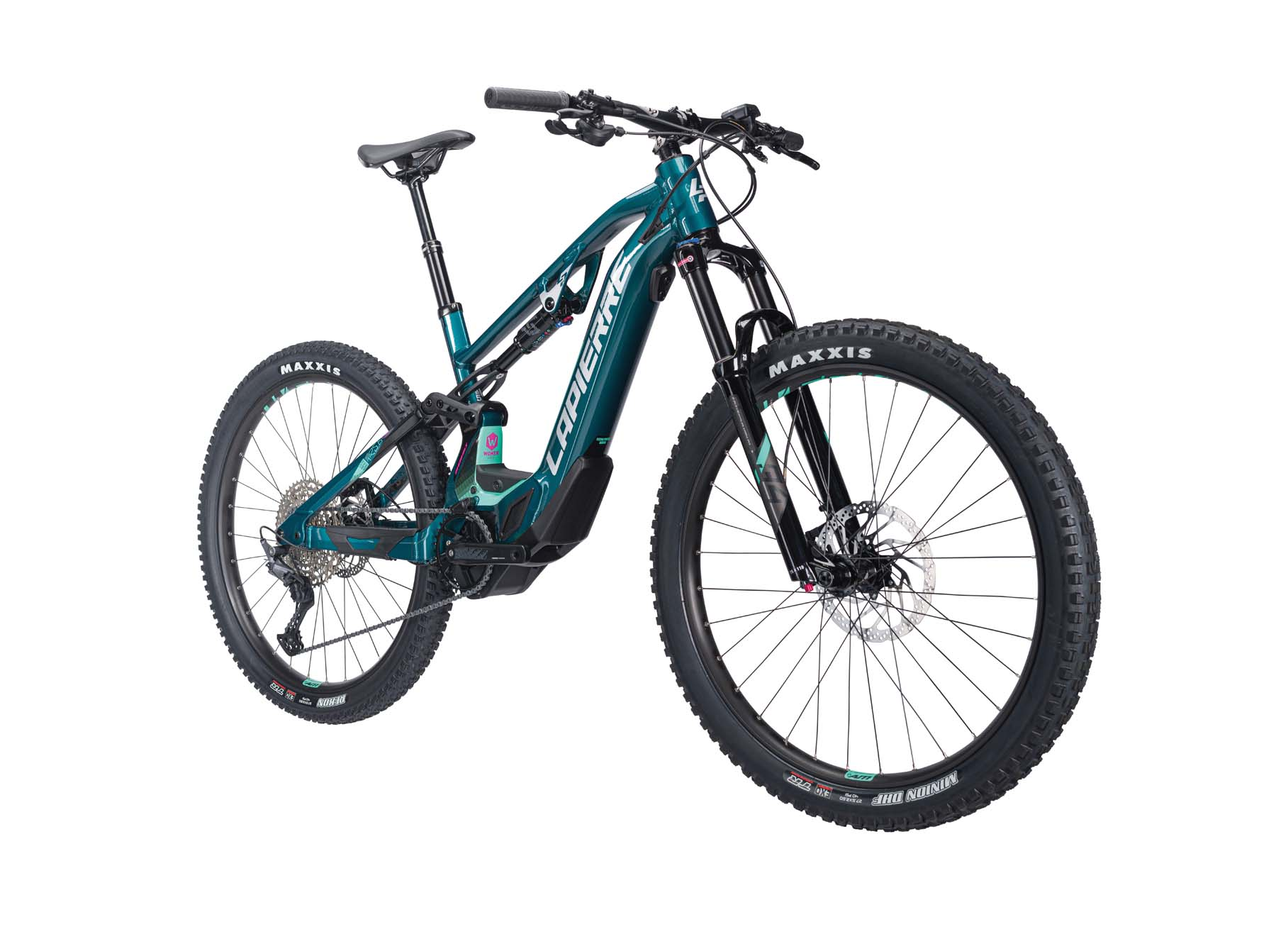 Lapierre Overvolt TR 5.6 2021 Womens Electric Trail Mountain Bike 1