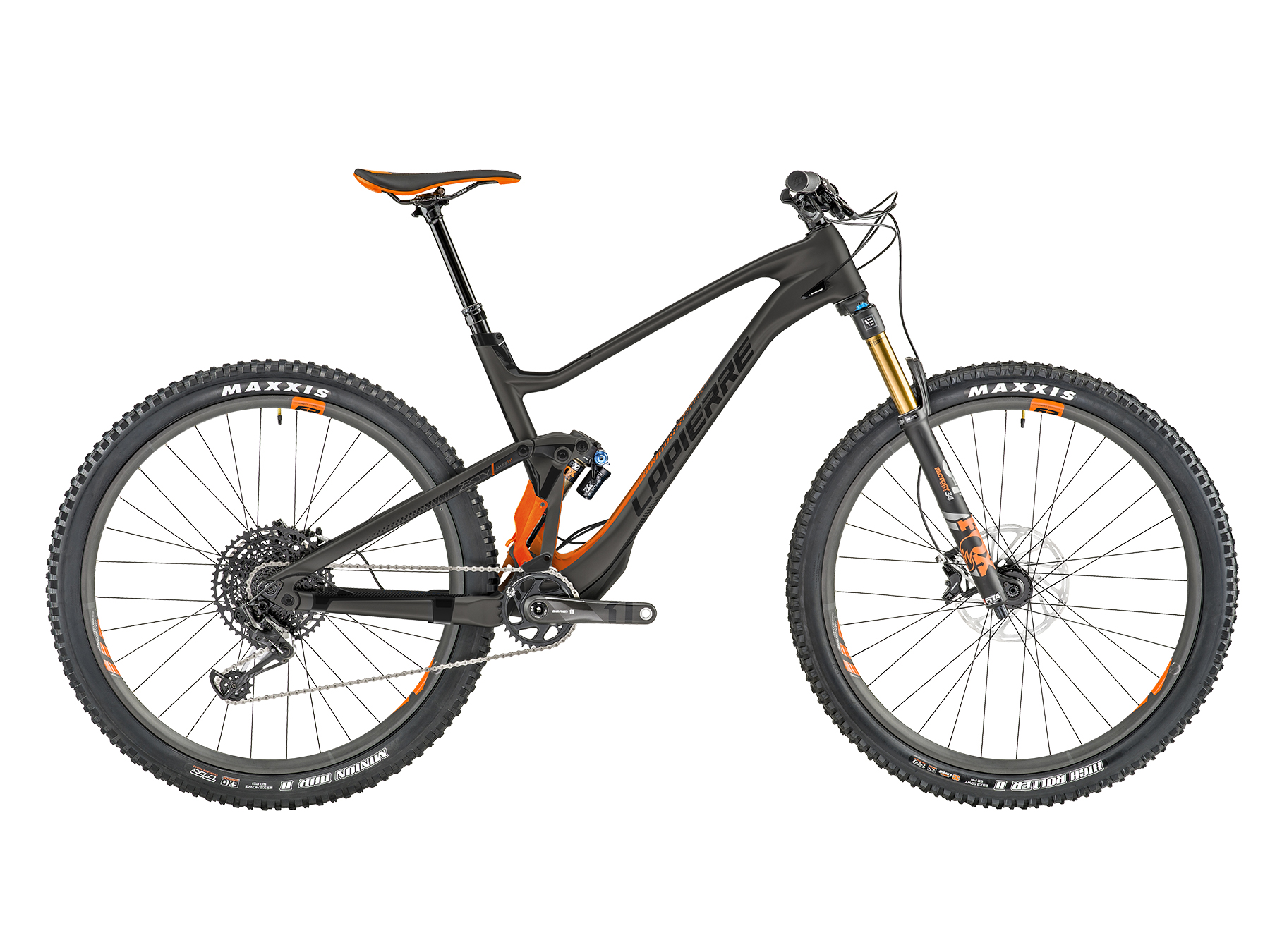 Lapierre Zesty AM Fit 8.0 2020 MTB All-Mountain 4