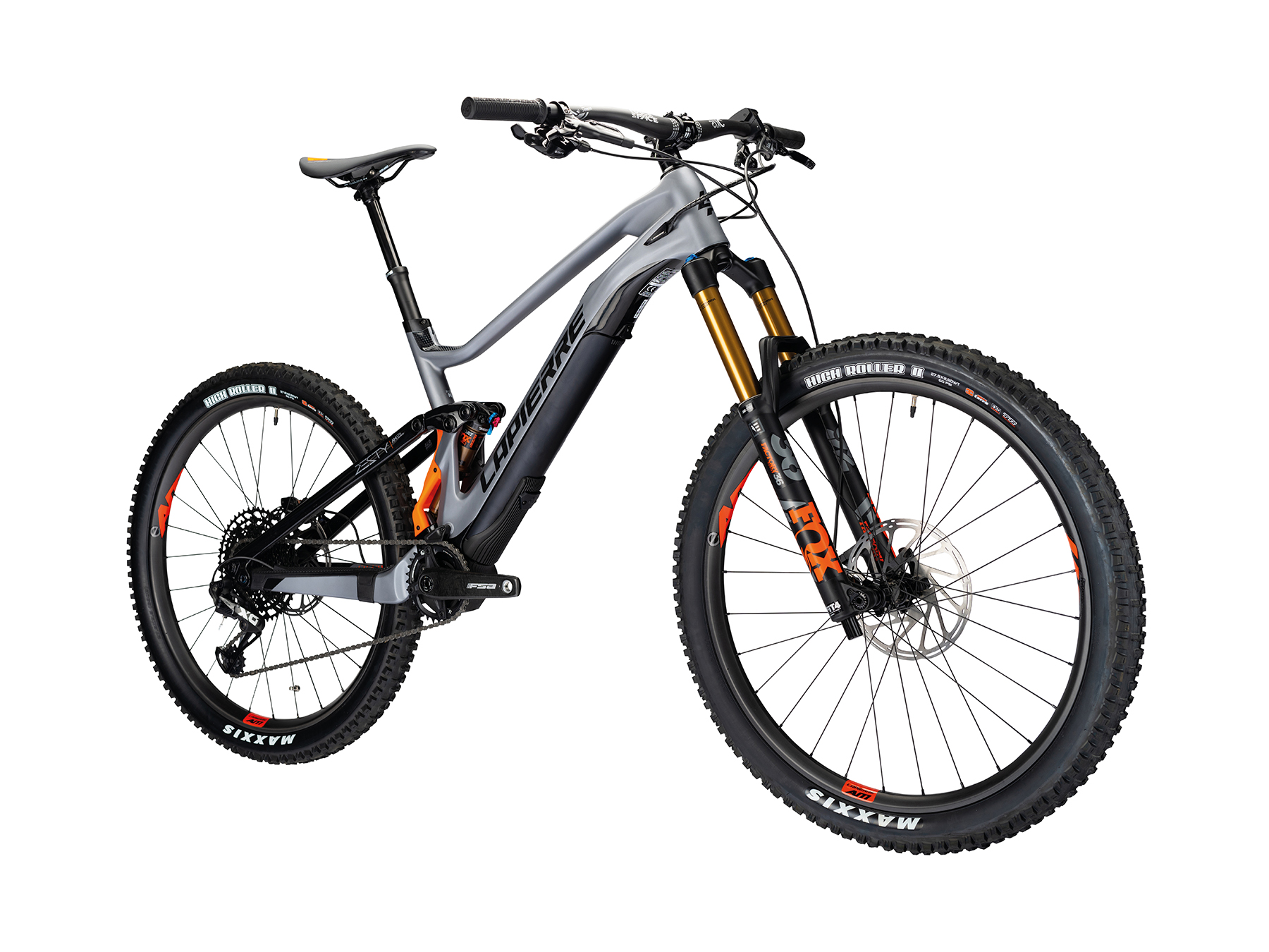 Lapierre eZesty AM LTD Disc 2021 E-MTB Light 1