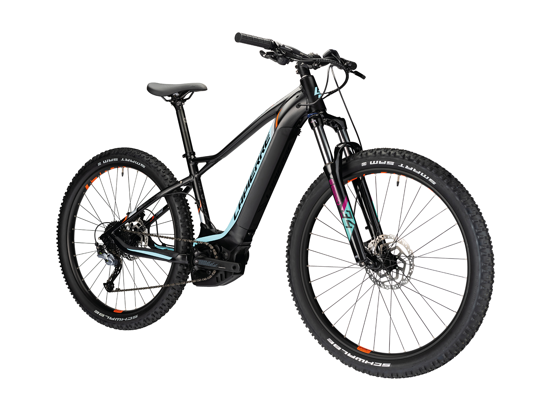 Lapierre Overvolt HT 5.5 2021 Womens Electric Mountain Bike 1
