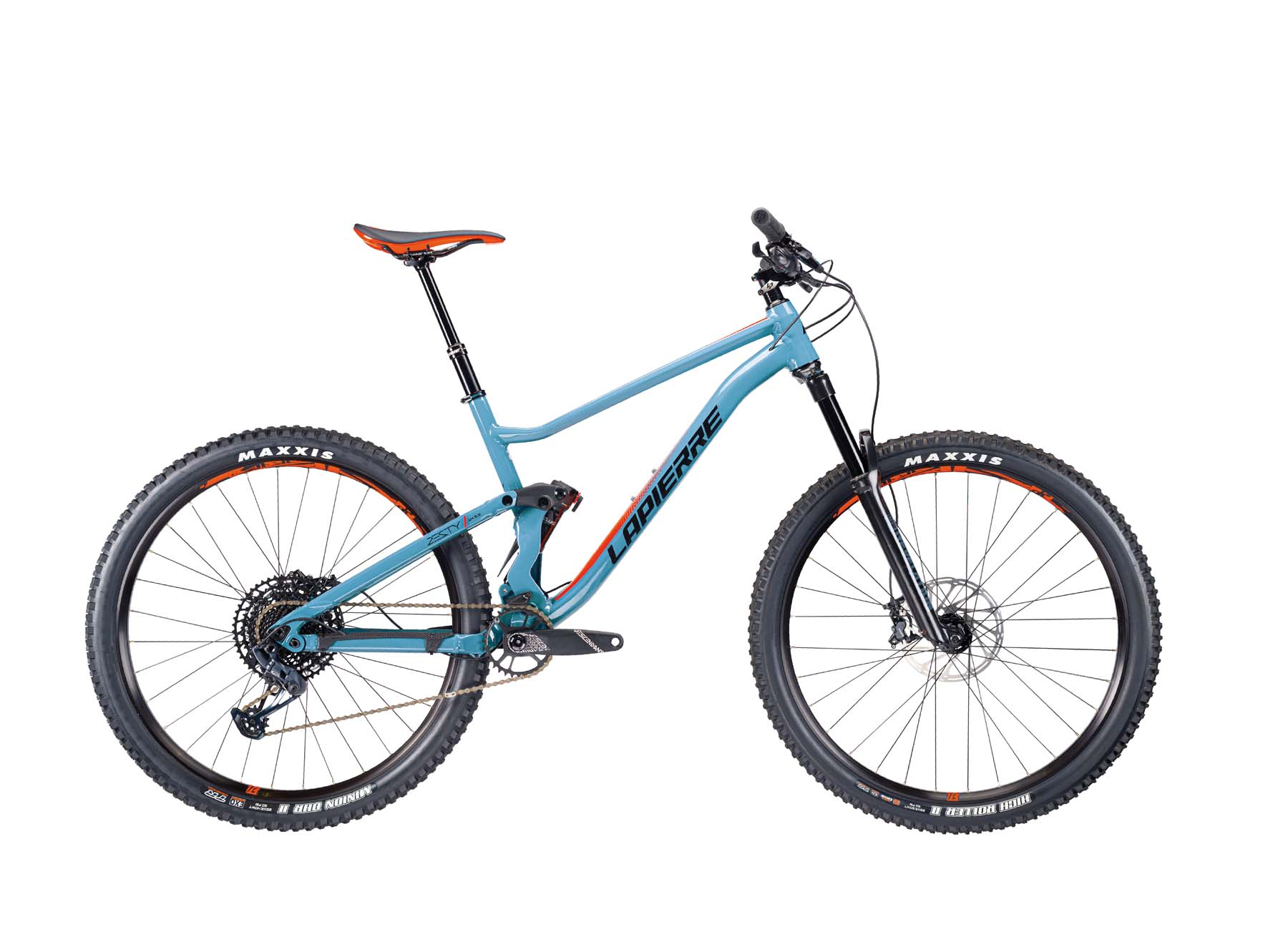 Lapierre Zesty AM 5.9 2021 MTB de All Mountain 1