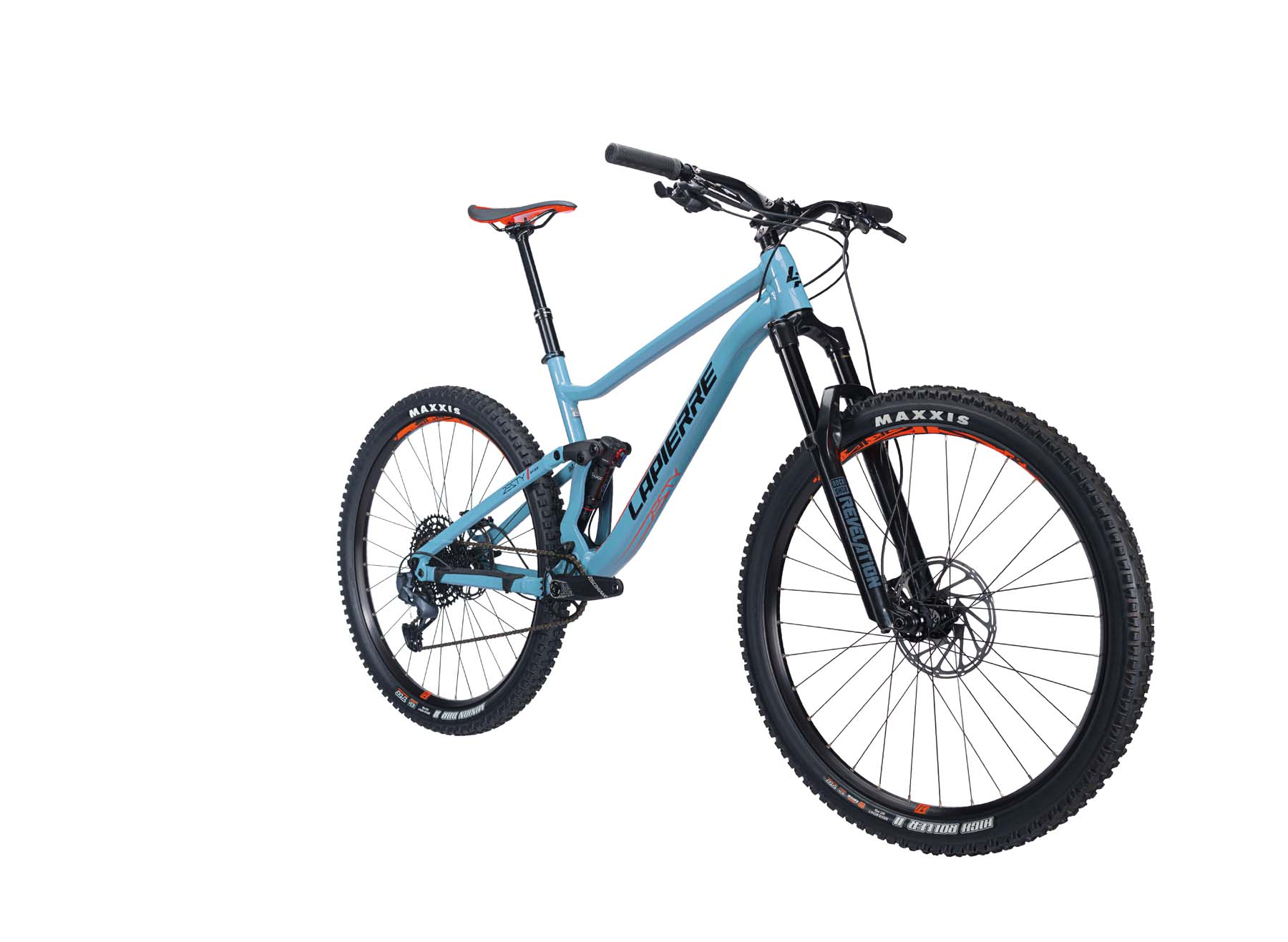 Lapierre Zesty AM 5.9 2021 MTB de All Mountain 2