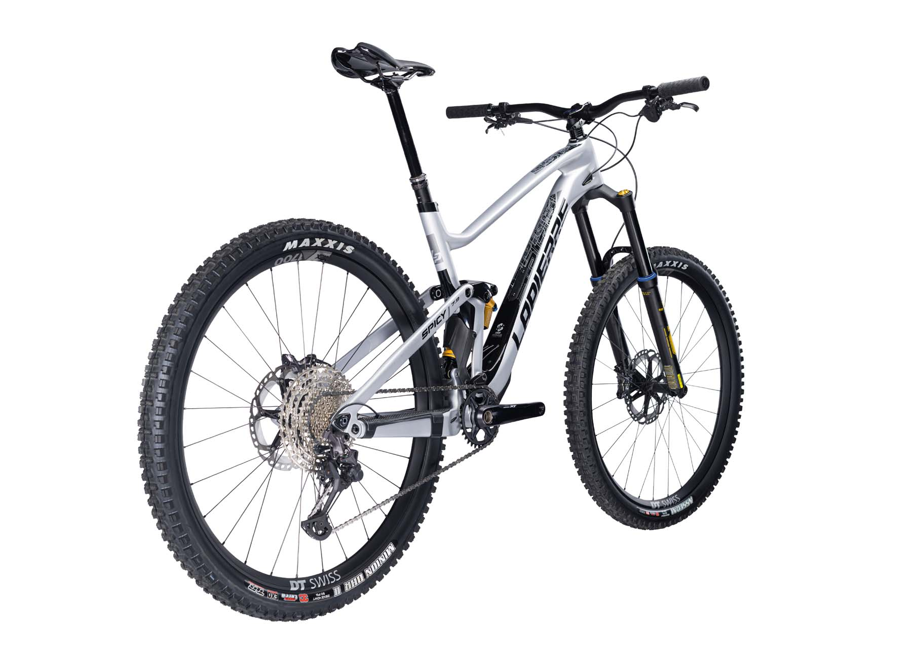 Lapierre Spicy CF 7.9 2021 Enduro Mountain Bike 3