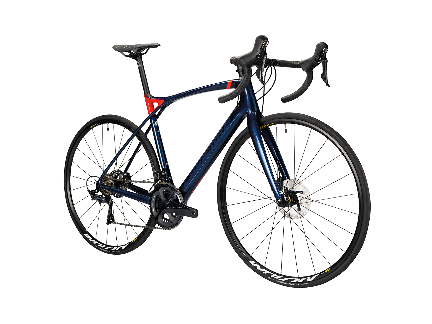 Lapierre Xelius SL 600 Disc 2020 Performance Road Bike 1