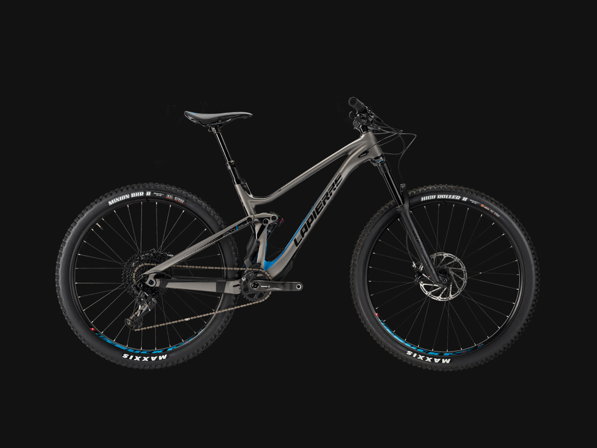 Lapierre Zesty AM Fit 5.0 2020 MTB All-Mountain