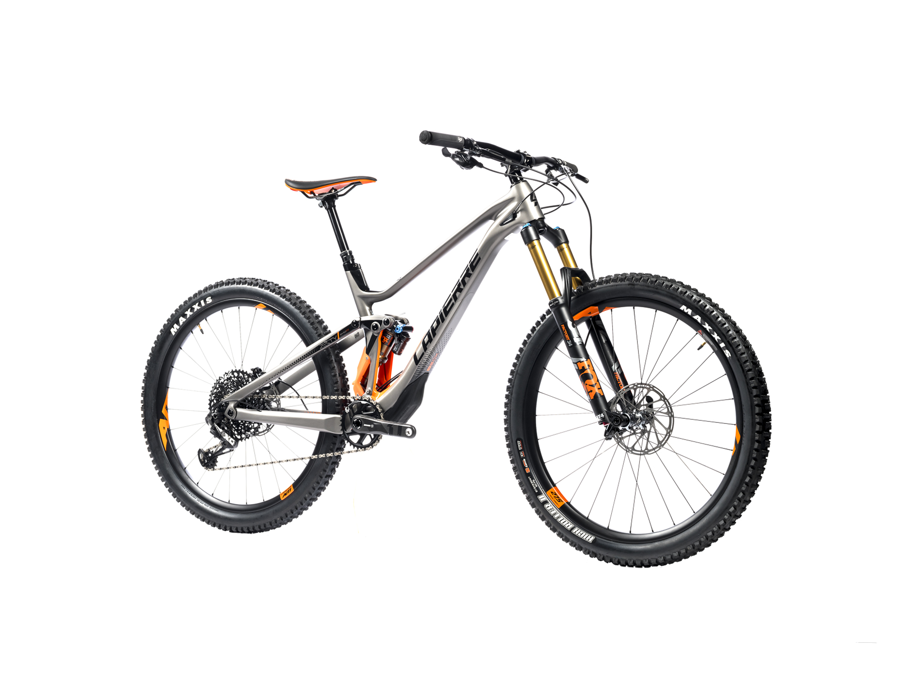 Lapierre Zesty AM Fit 8.0 2020 MTB All-Mountain 3