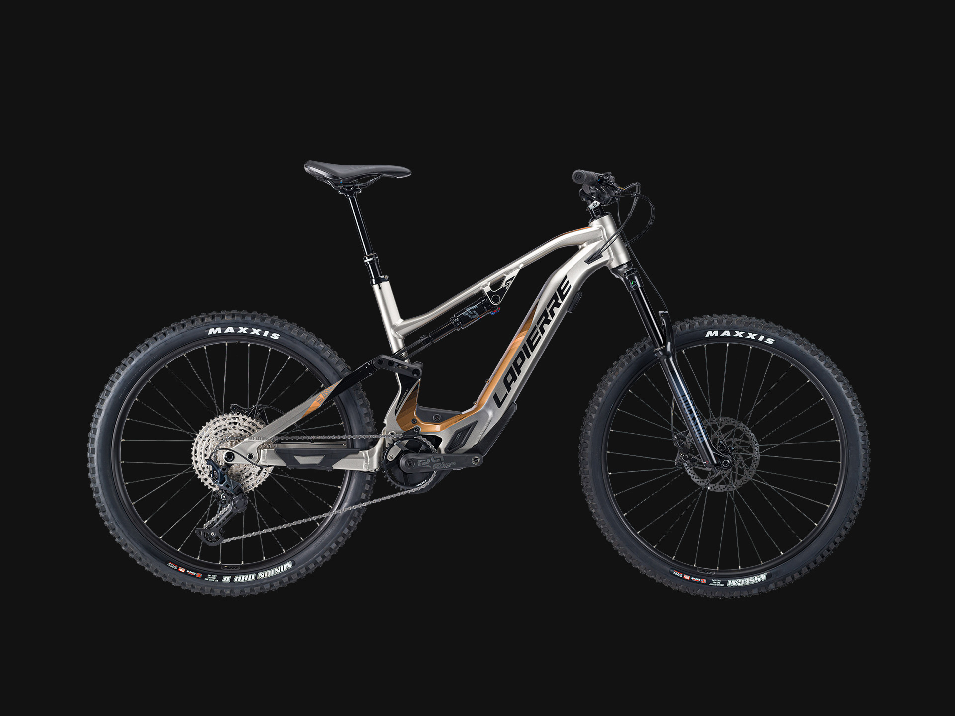 Lapierre Overvolt AM 6.6 2021 E-MTB All-mountain