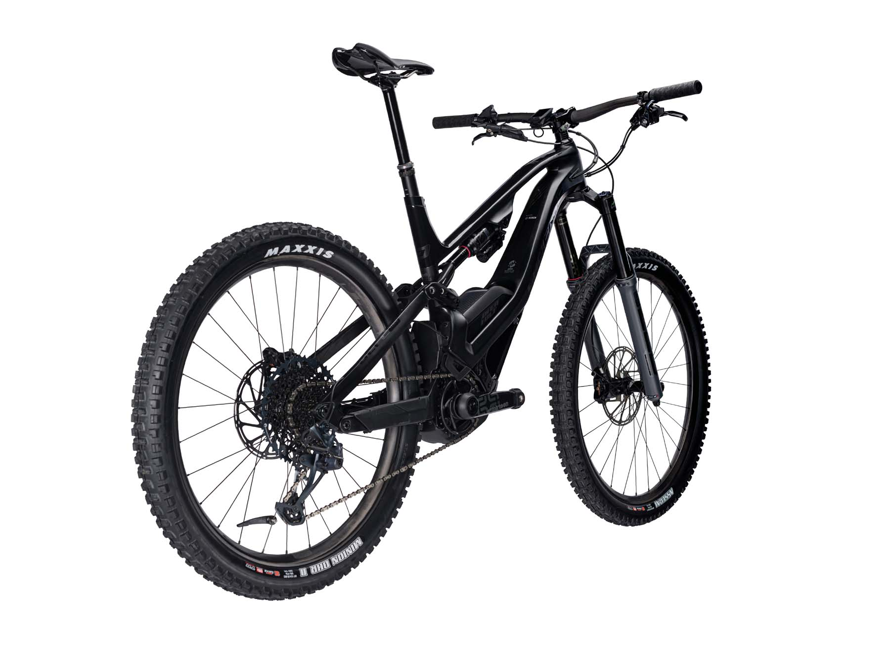 Lapierre Overvolt GLP Team 2021 E-mountainbike Enduro 3