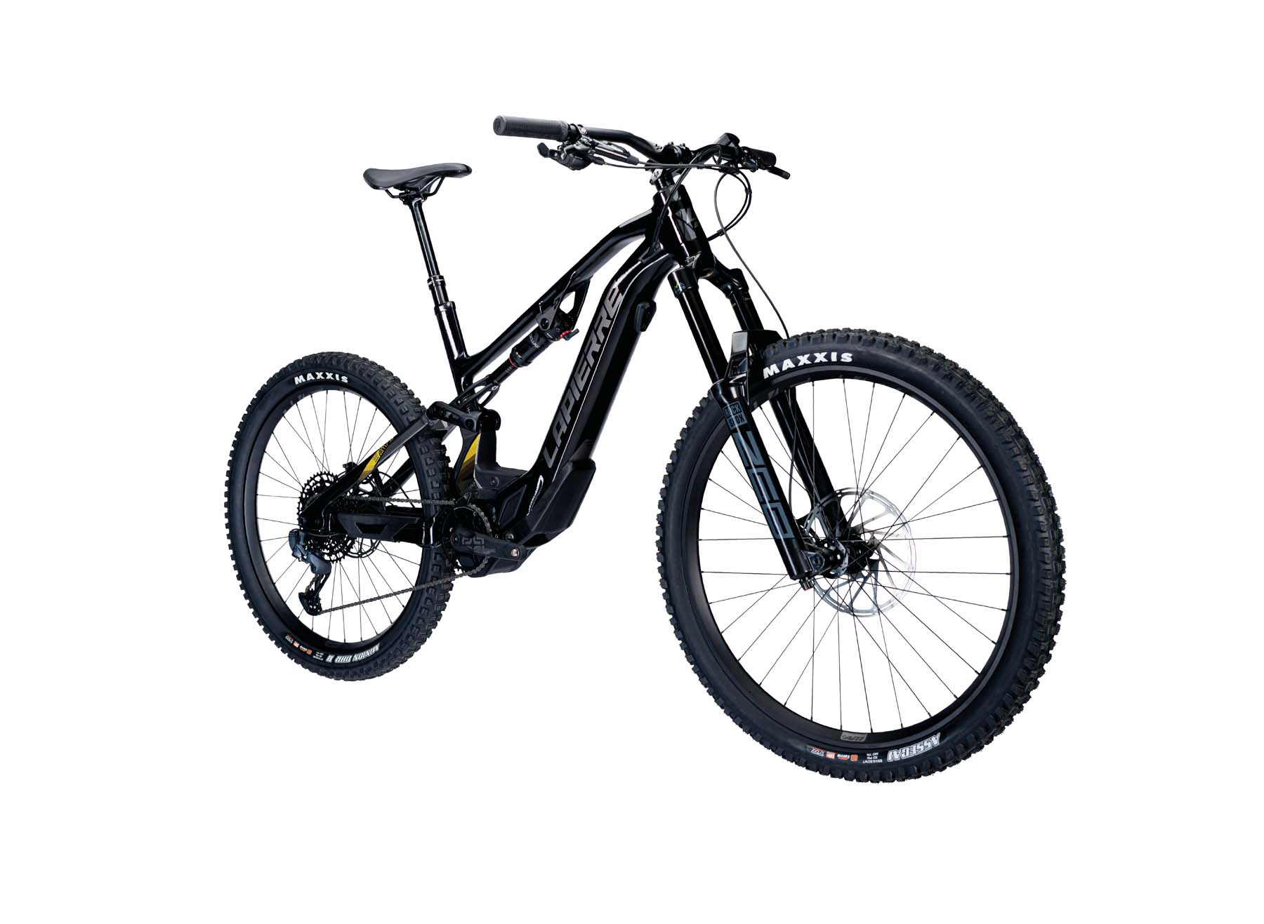 Lapierre Overvolt AM 7.6 2021 Electric All-mountain Bike 1