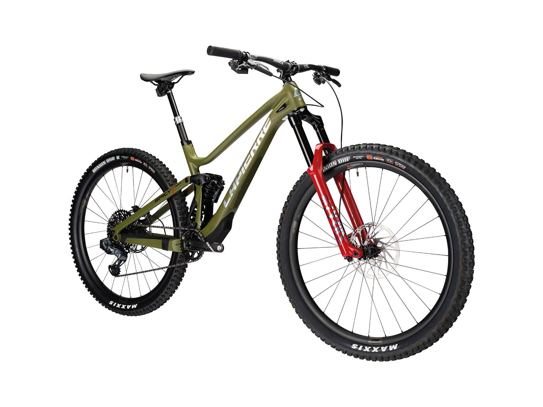 Lapierre Spicy Team Ultimate Enduro-Mountainbike 2