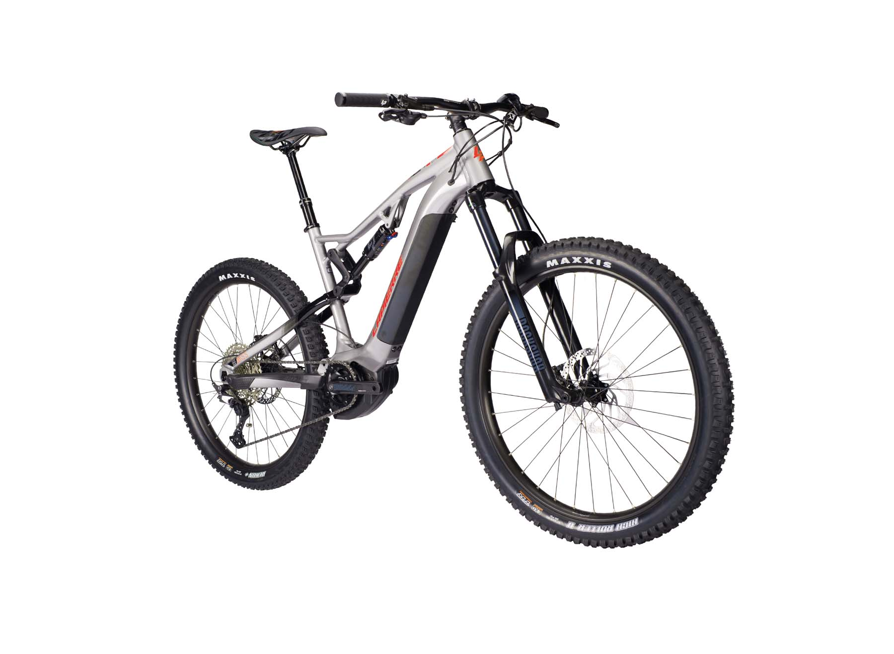 Lapierre Overvolt AM 5.5 2021 VTT Électrique All-mountain 1