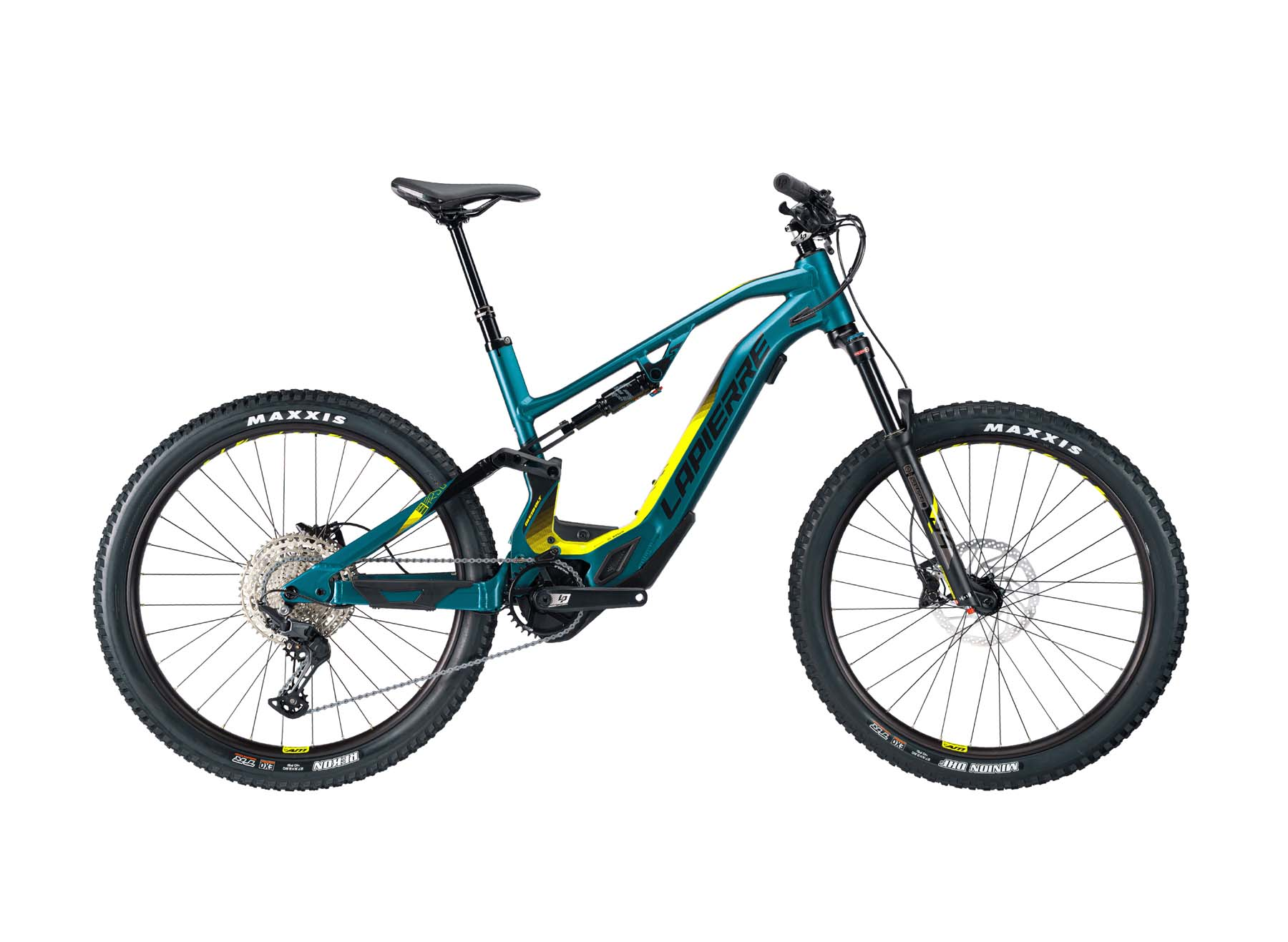 Lapierre Overvolt TR 5.6 2021 Electric Trail Mountain Bike 1