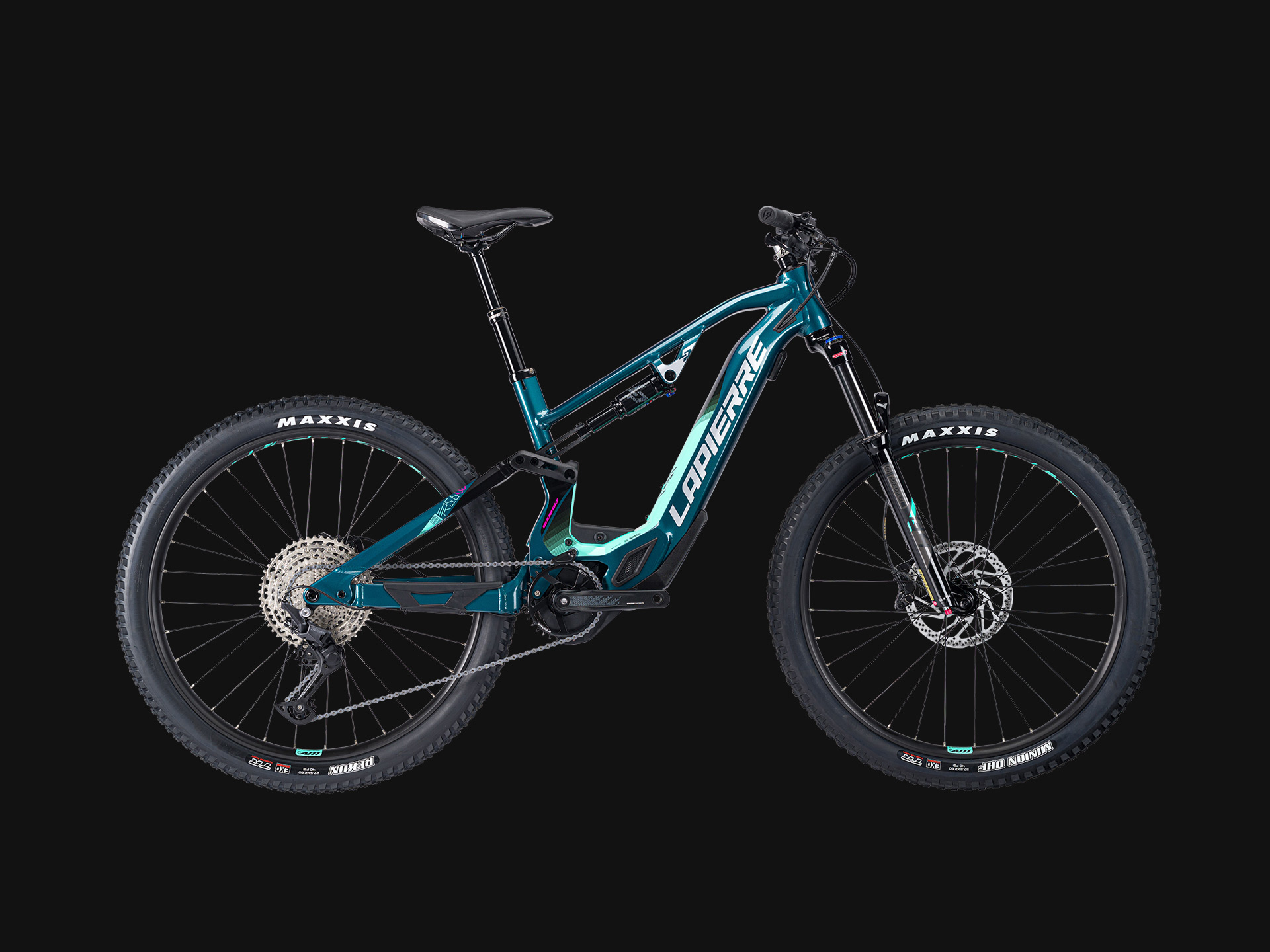 Lapierre Overvolt TR 5.6 2020 Womens Electric Trail Mountain Bike