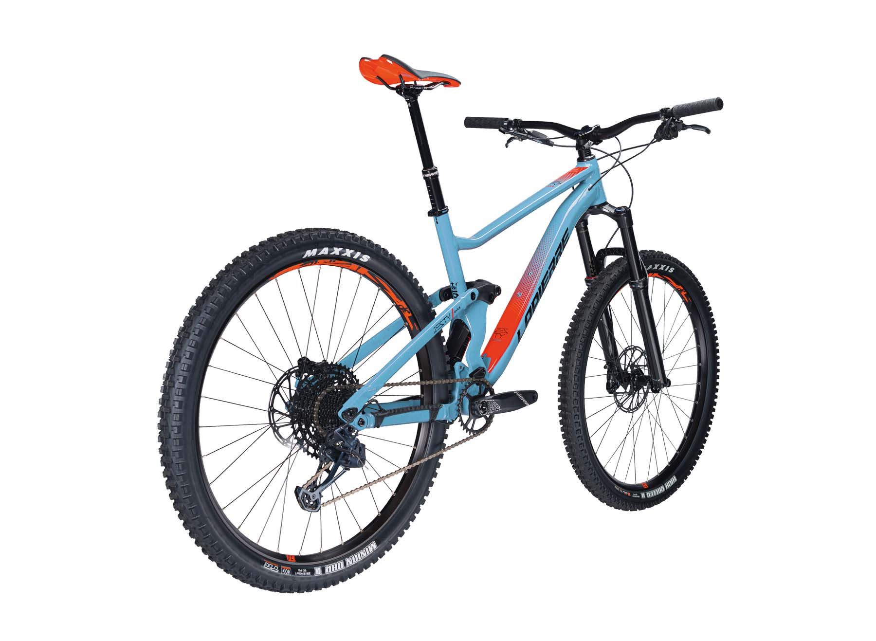 Lapierre Zesty AM 5.9 2021 All Mountain Bike 3