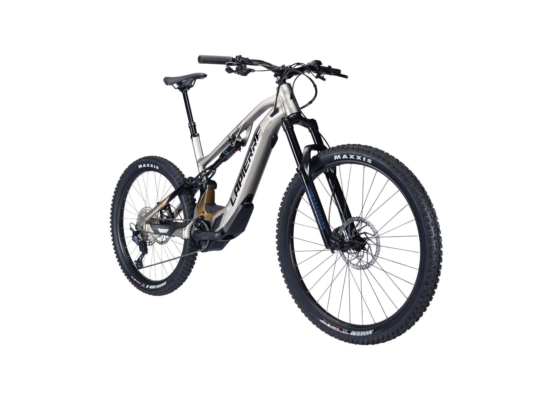Lapierre Overvolt AM 6.6 2021 E-MTB All-mountain 1