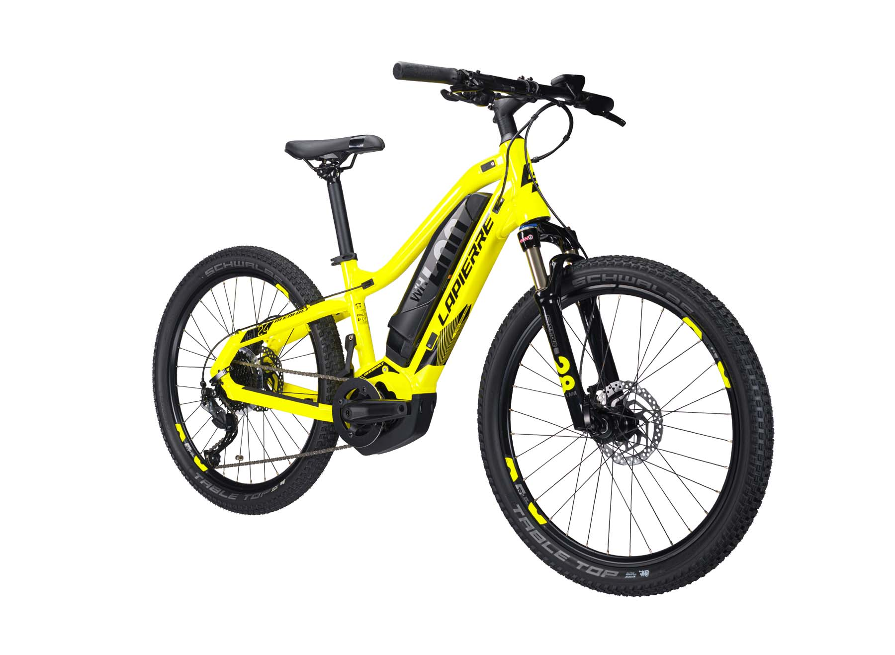 Lapierre Overvolt HT 24 2021 Kids Electric Mountain Bike - View 2