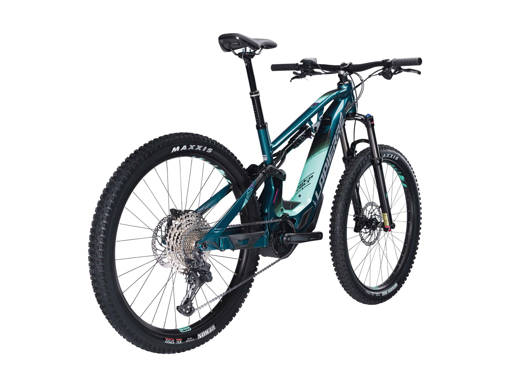 Lapierre Overvolt TR 5.6 2021 Womens Electric Trail Mountain Bike 2