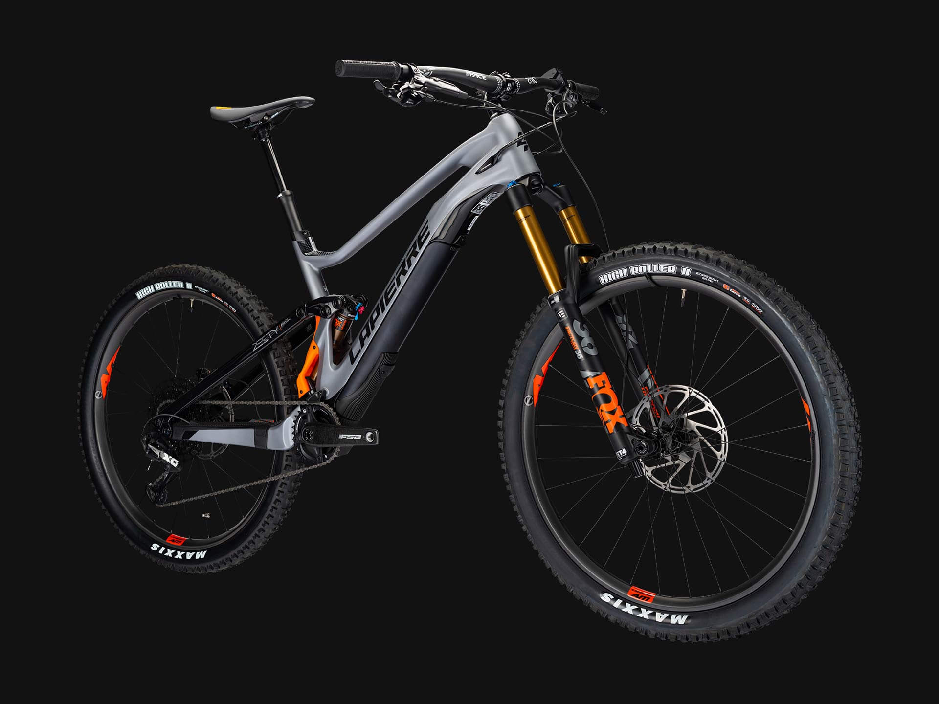 Lapierre eZesty AM LTD Disc 2021 E-MTB Light