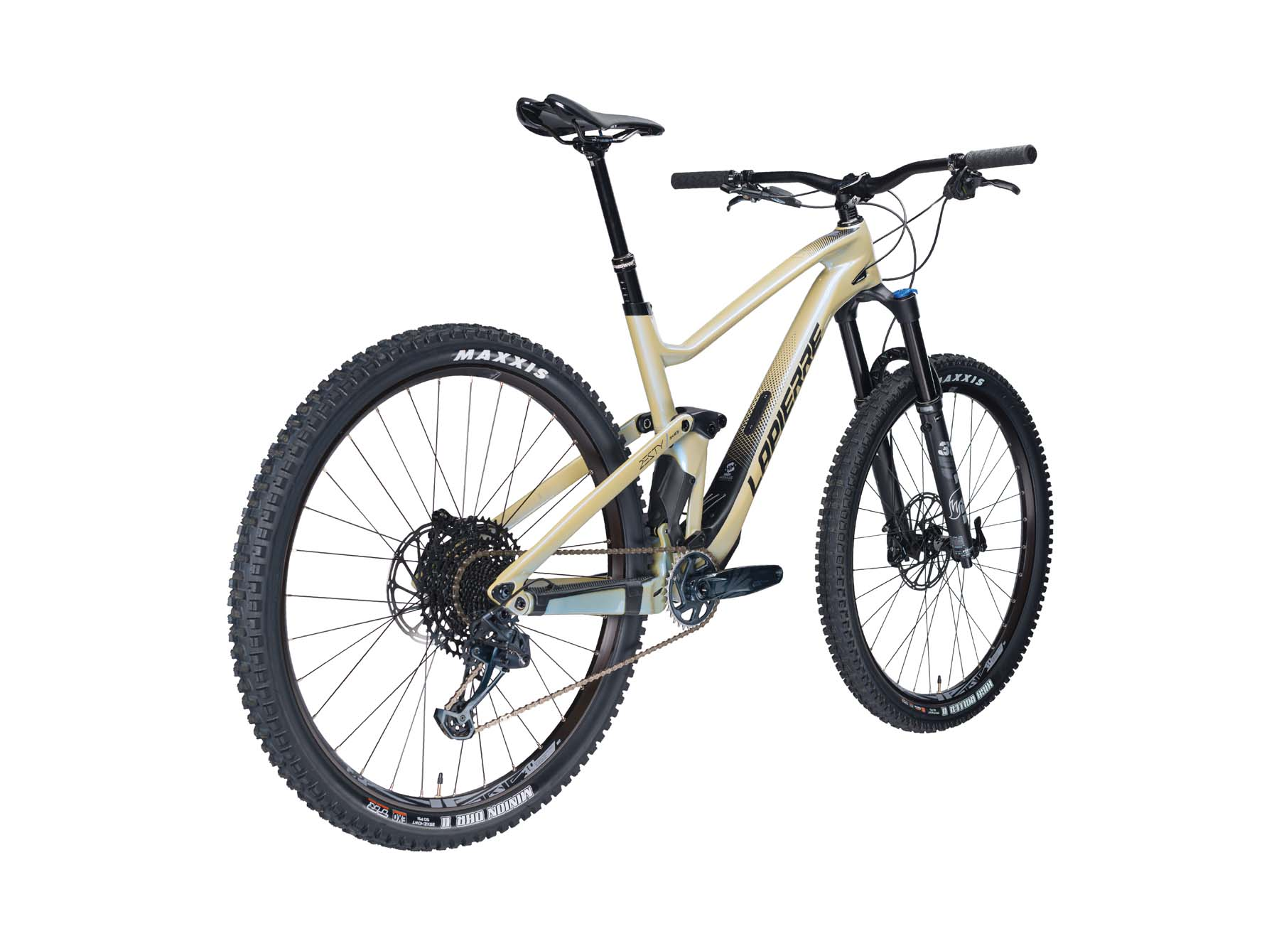 Lapierre Zesty AM CF 6.9 2021 All-Mountain Bike 2