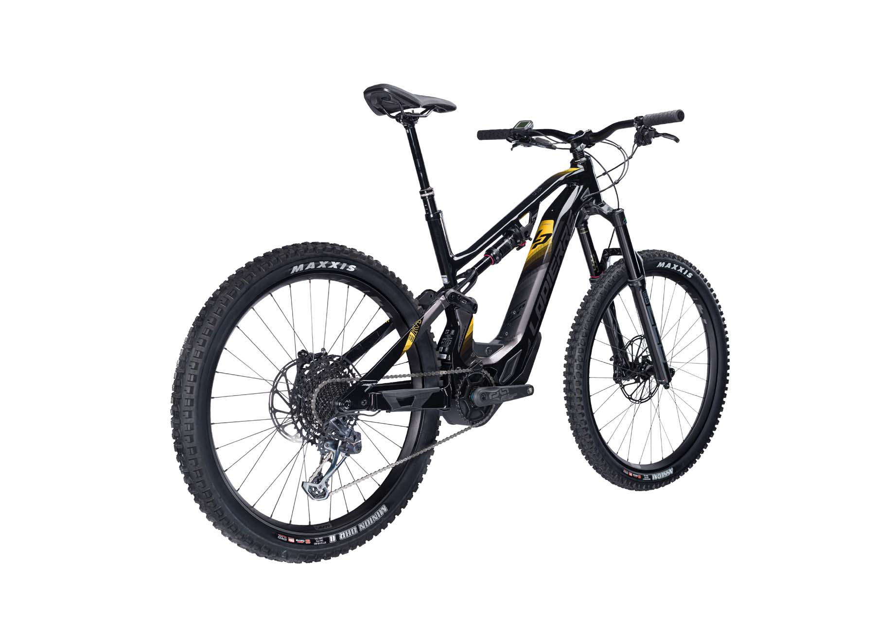 Lapierre Overvolt AM 7.6 2021 Electric All-mountain Bike 2