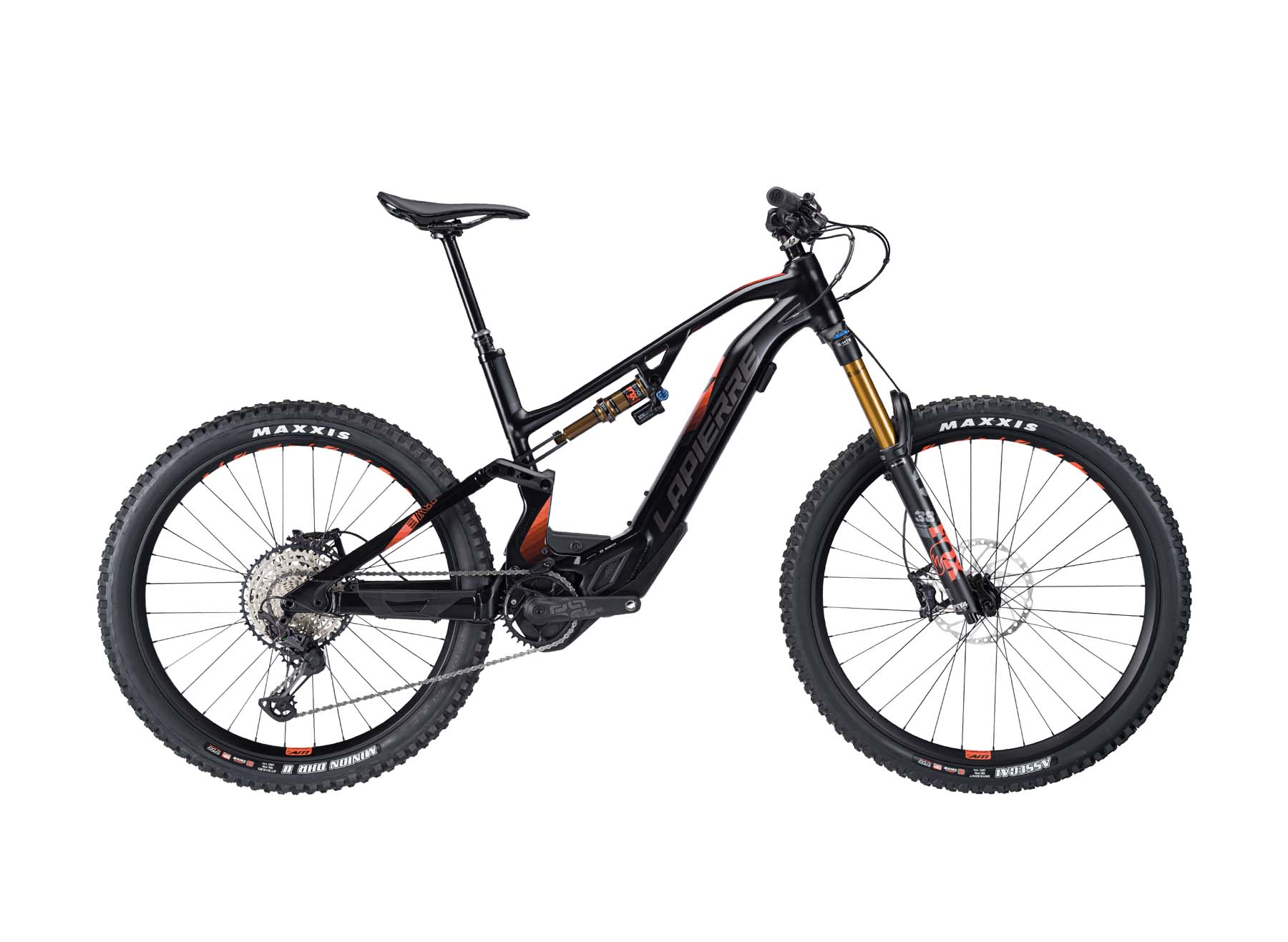 Lapierre Overvolt AM 8.6 2021 MTB Eléctrica All-Mountain 1