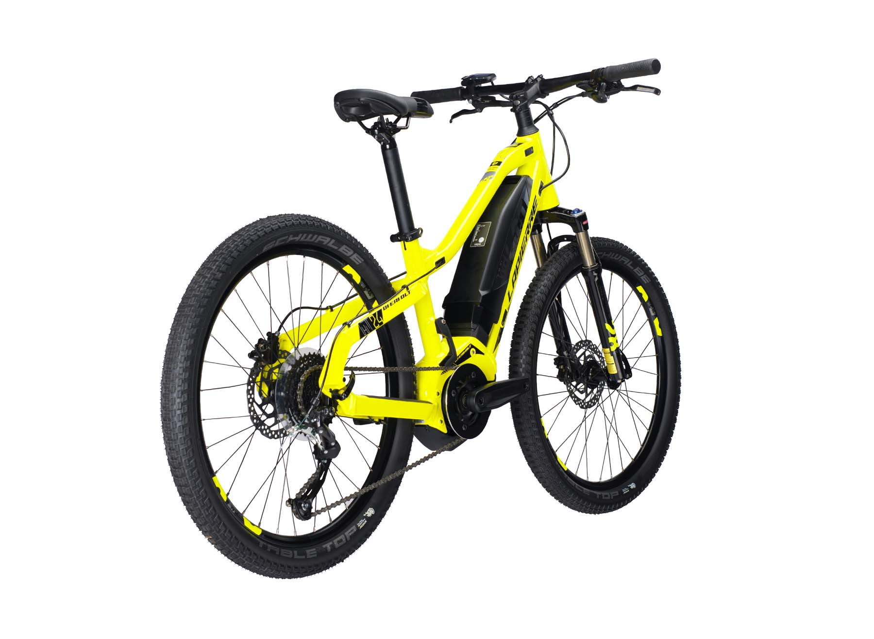 Lapierre Overvolt HT 24 2021 Kids Electric Mountain Bike - View 3
