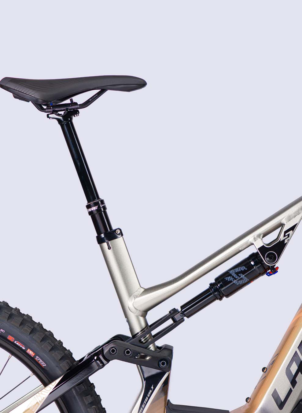 Lapierre Overvolt AM 6.6 2021 E-MTB All-mountain 6