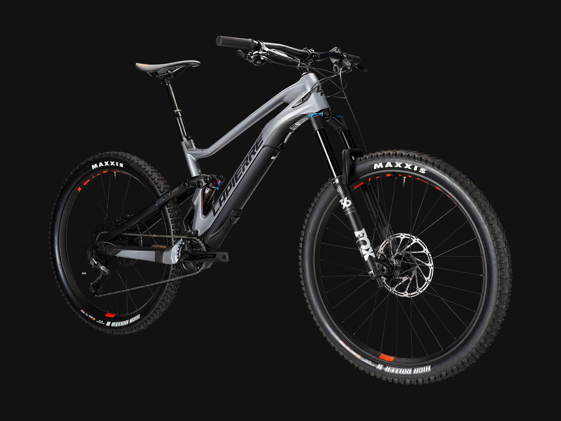 Lapierre eZesty AM 9.0 Disc 2021 Electric Mountain Bike Light