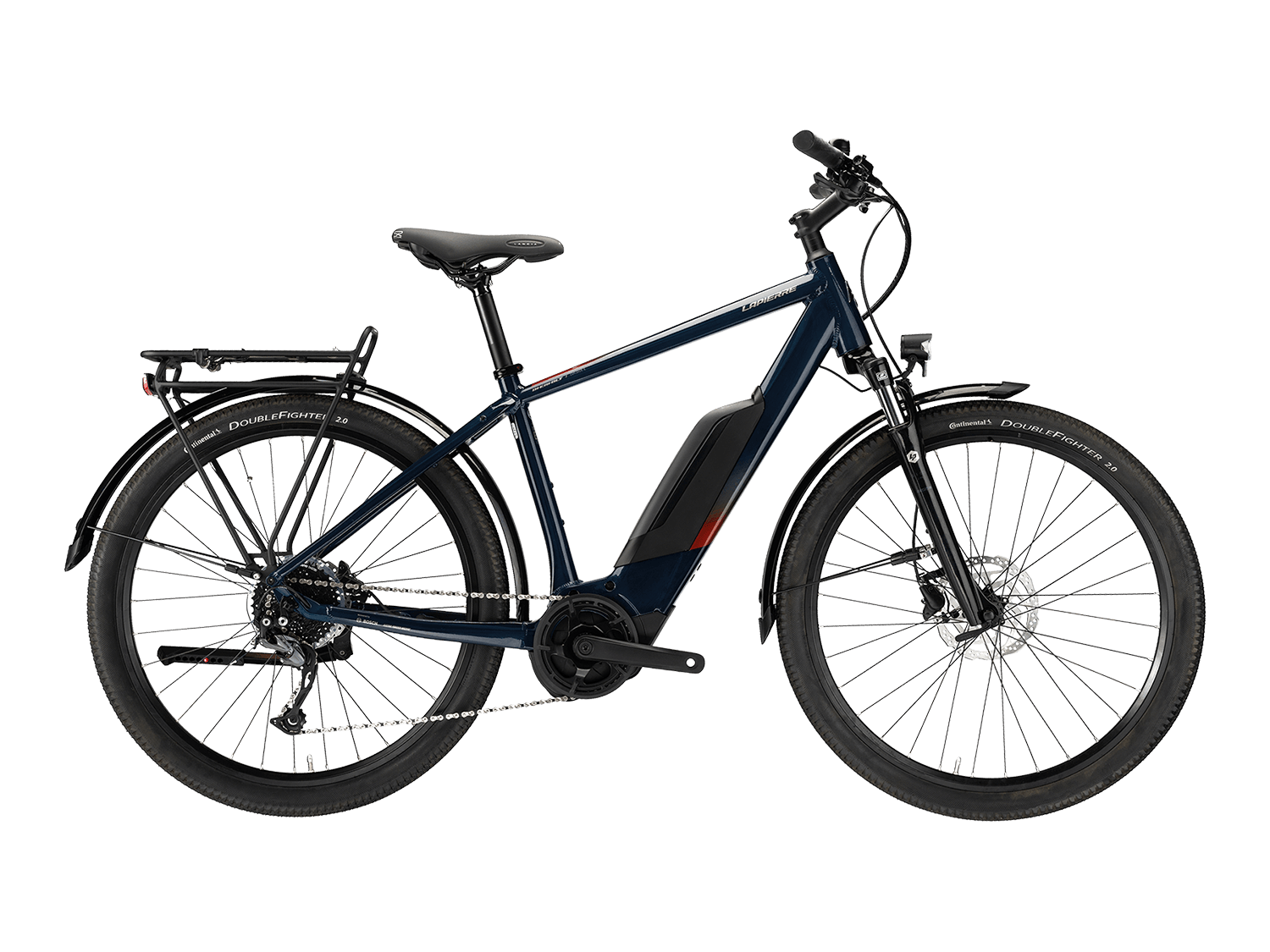 Lapierre Overvolt Explorer 6.4 2021 Electric City Bike
