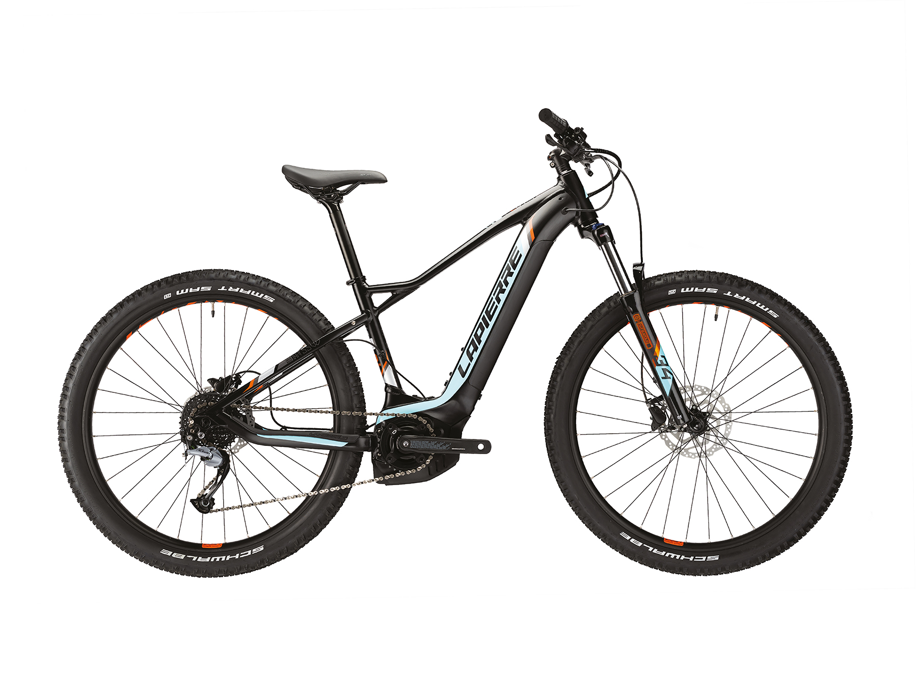 Lapierre Overvolt HT 5.4 2021 Womens Electric MTB 1