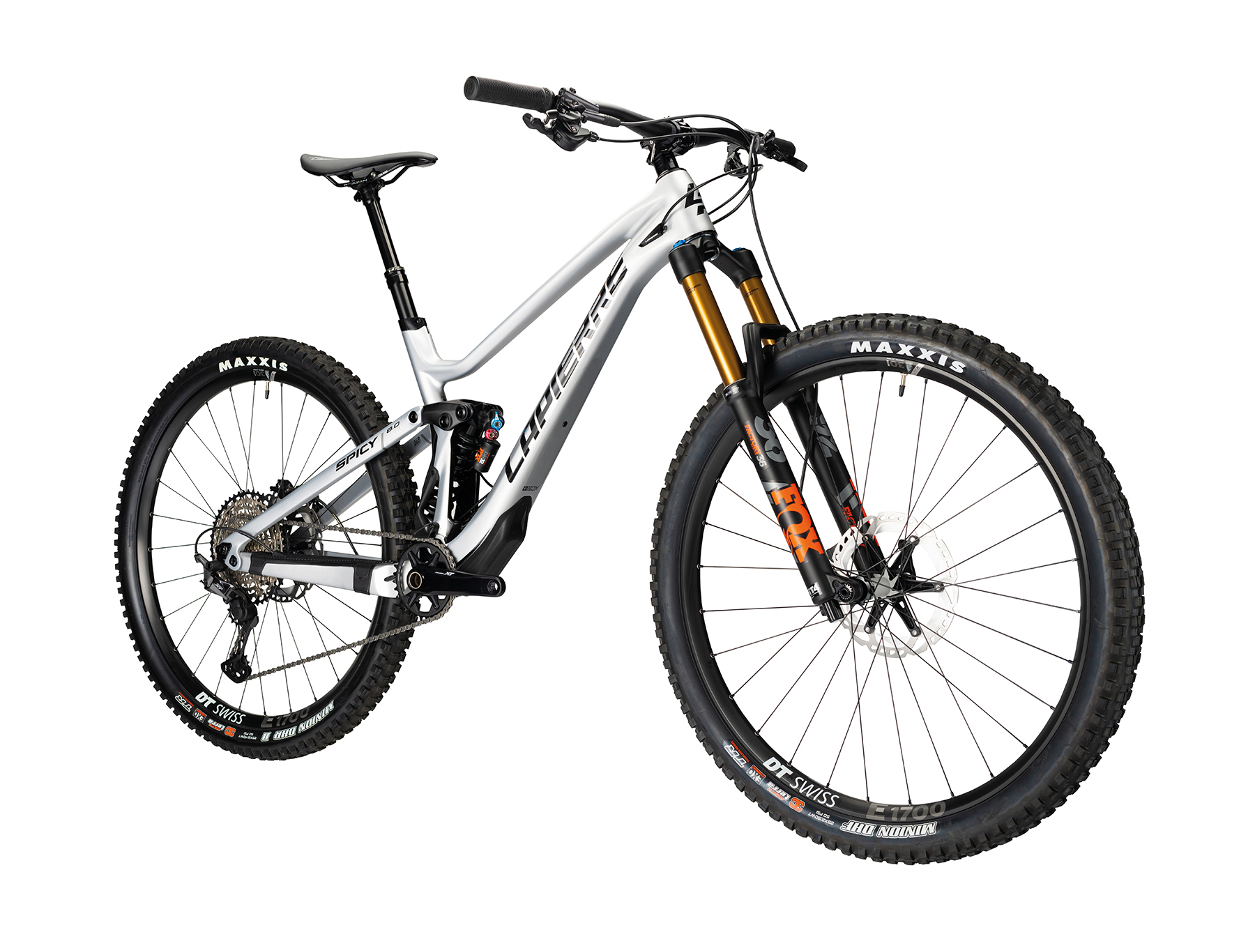 Lapierre Spicy Fit 8.0 VTT Enduro 1