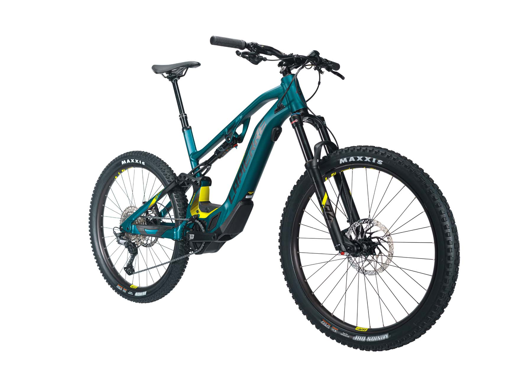 Lapierre Overvolt TR 5.6 2021 Electric Trail Mountain Bike 2