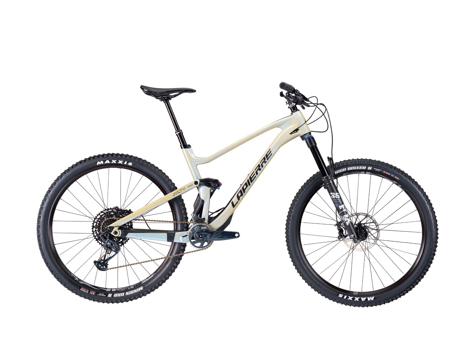 Lapierre Zesty AM CF 6.9 2021 MTB All Mountain 1