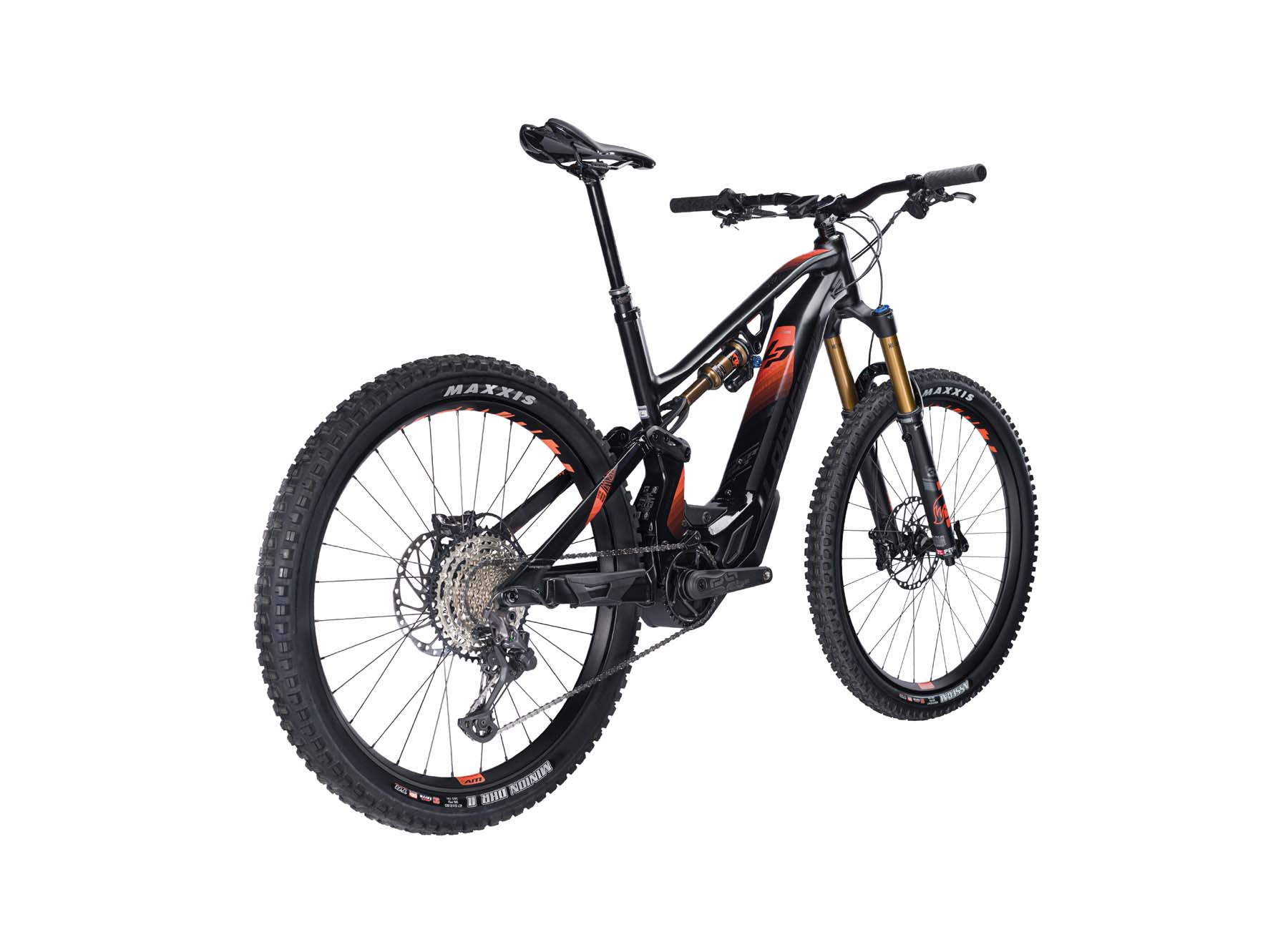 Lapierre Overvolt AM 8.6 2021 MTB Eléctrica All-Mountain 3