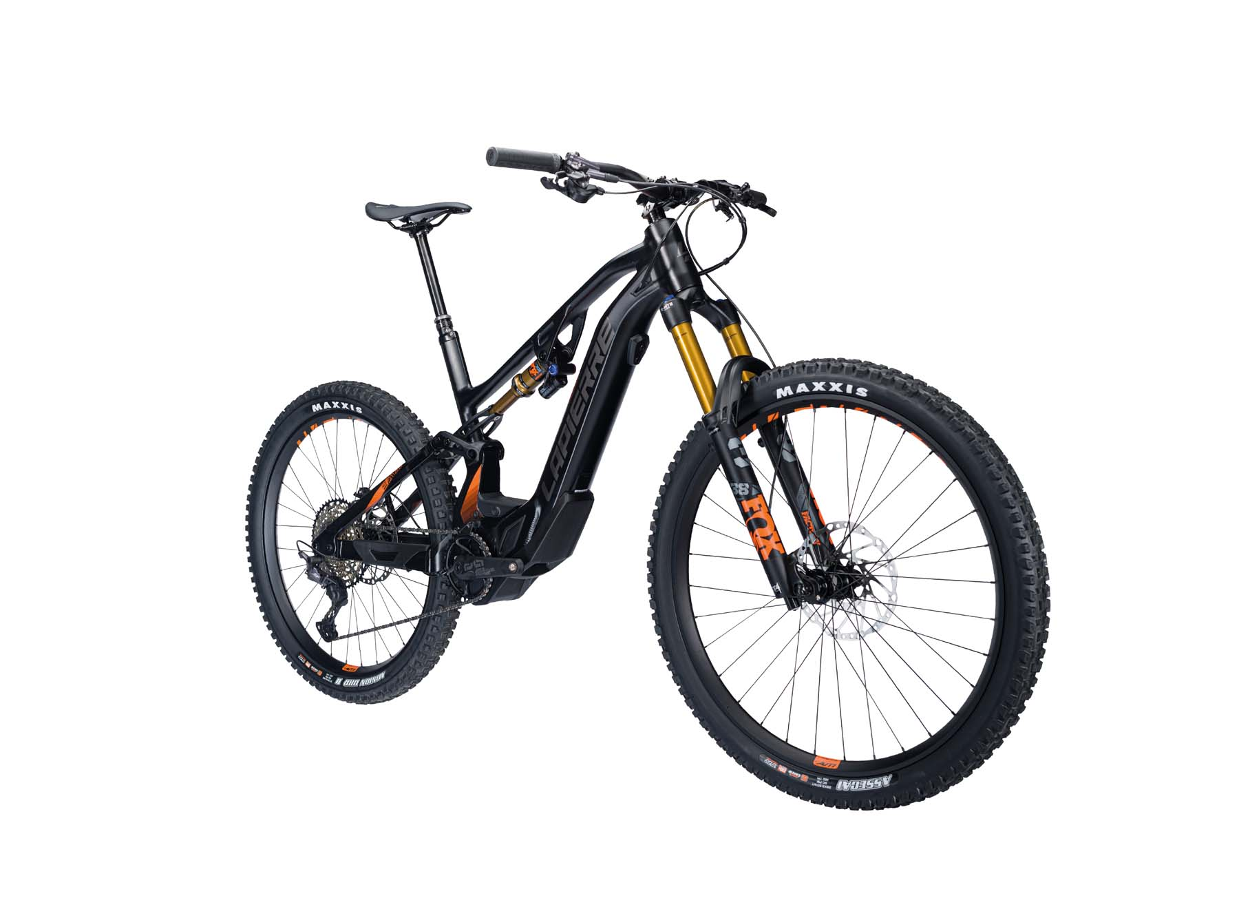 Lapierre Overvolt AM 8.6 2021 MTB Eléctrica All-Mountain 2
