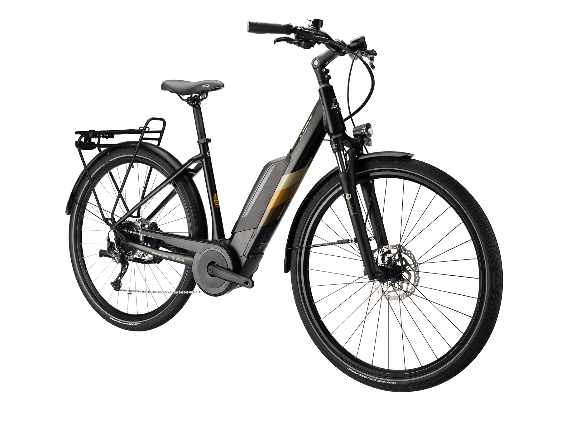 Lapierre Overvolt Urban 6.5 2021 Electric Urban Bike 1