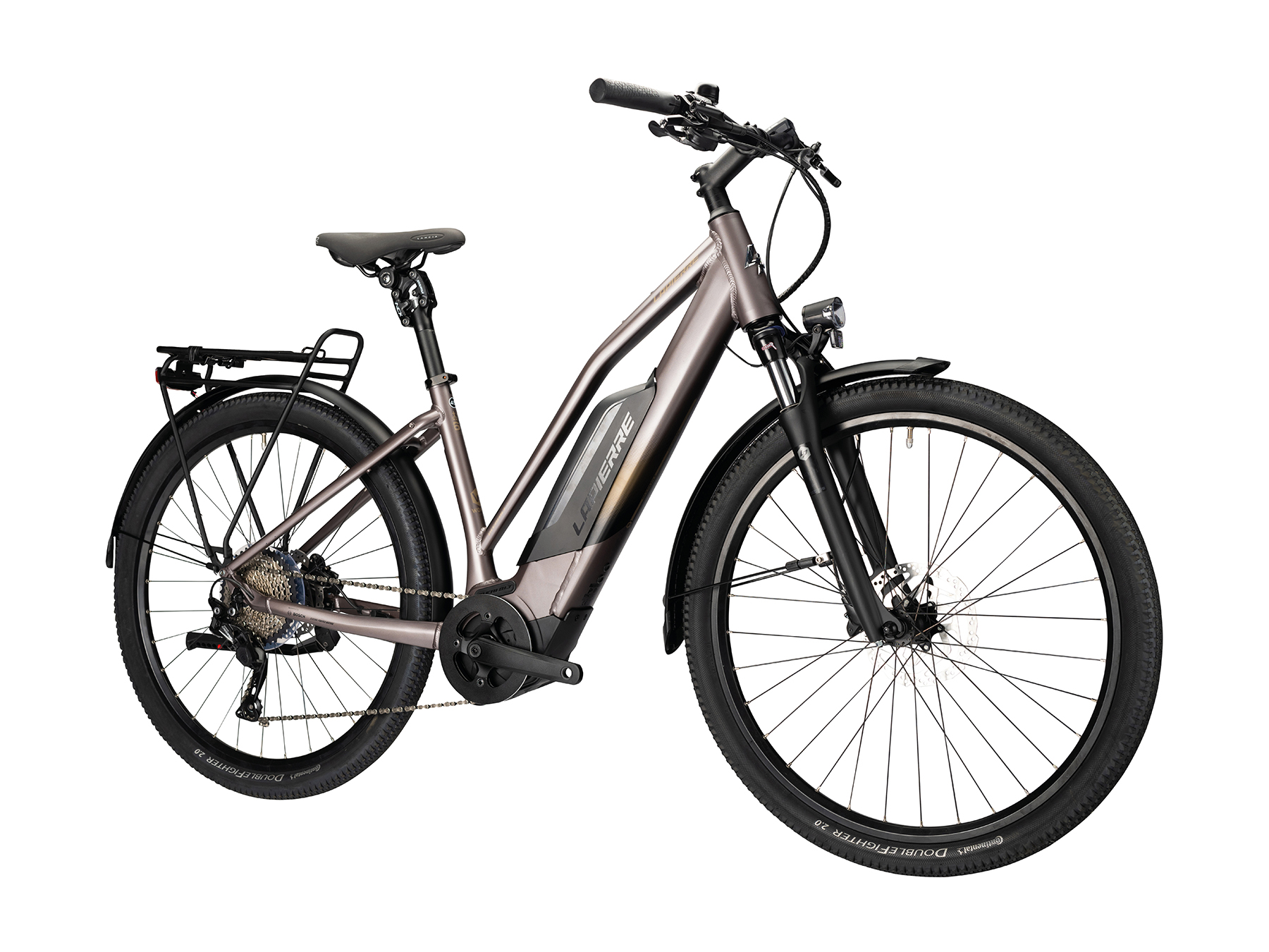 Lapierre Overvolt Explorer 7.5 2021 Womens Electric City Bike 1