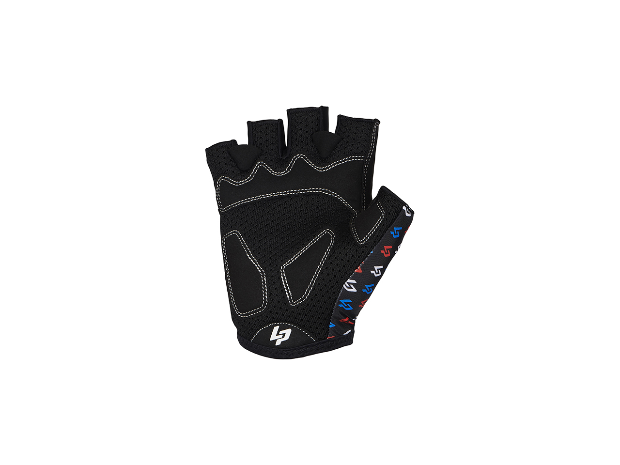 Lapierre So Frenchy cycling gloves - back
