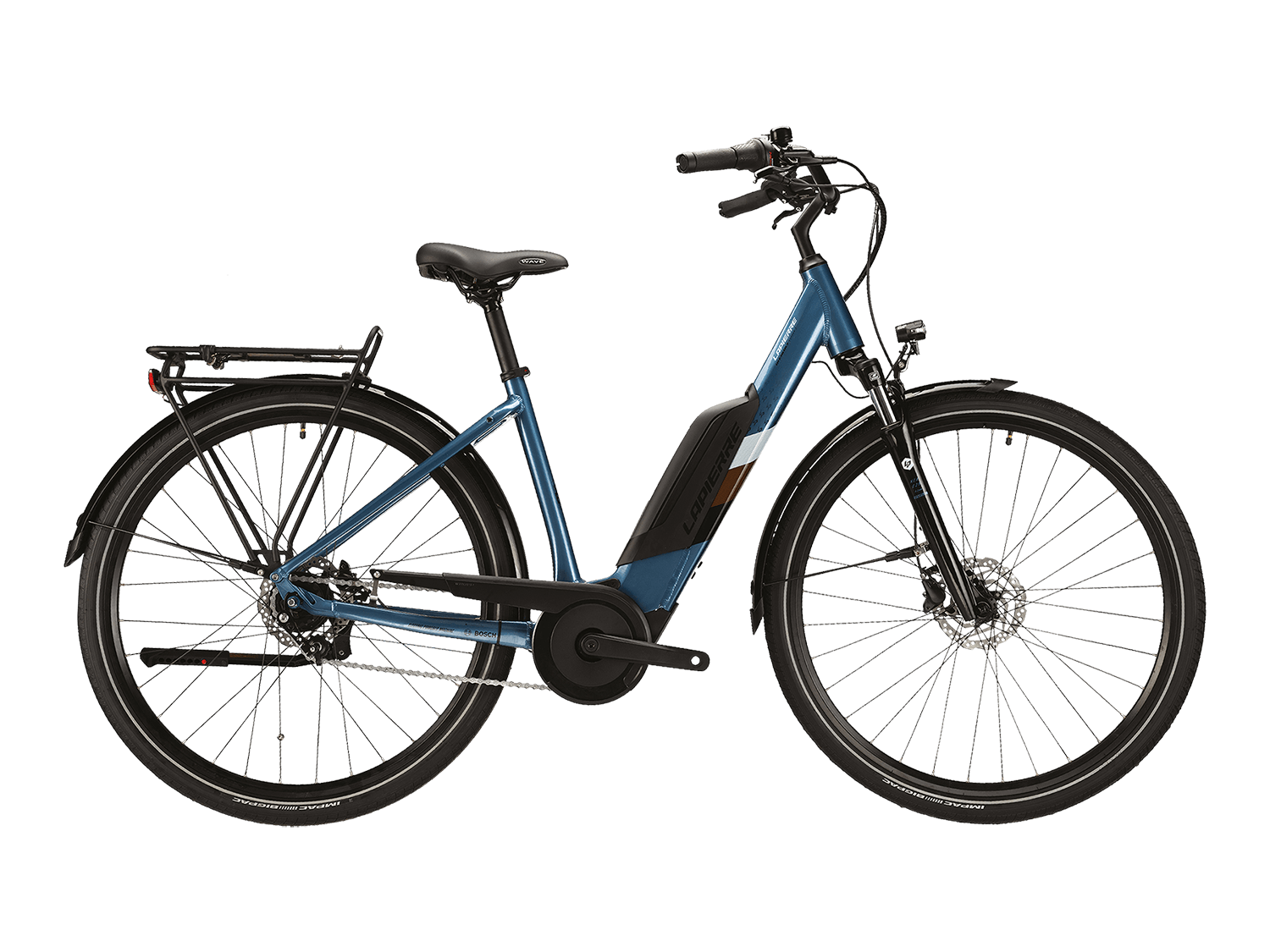 Lapierre Overvolt Urban 3.4 N 2021 Electric Urban Bike
