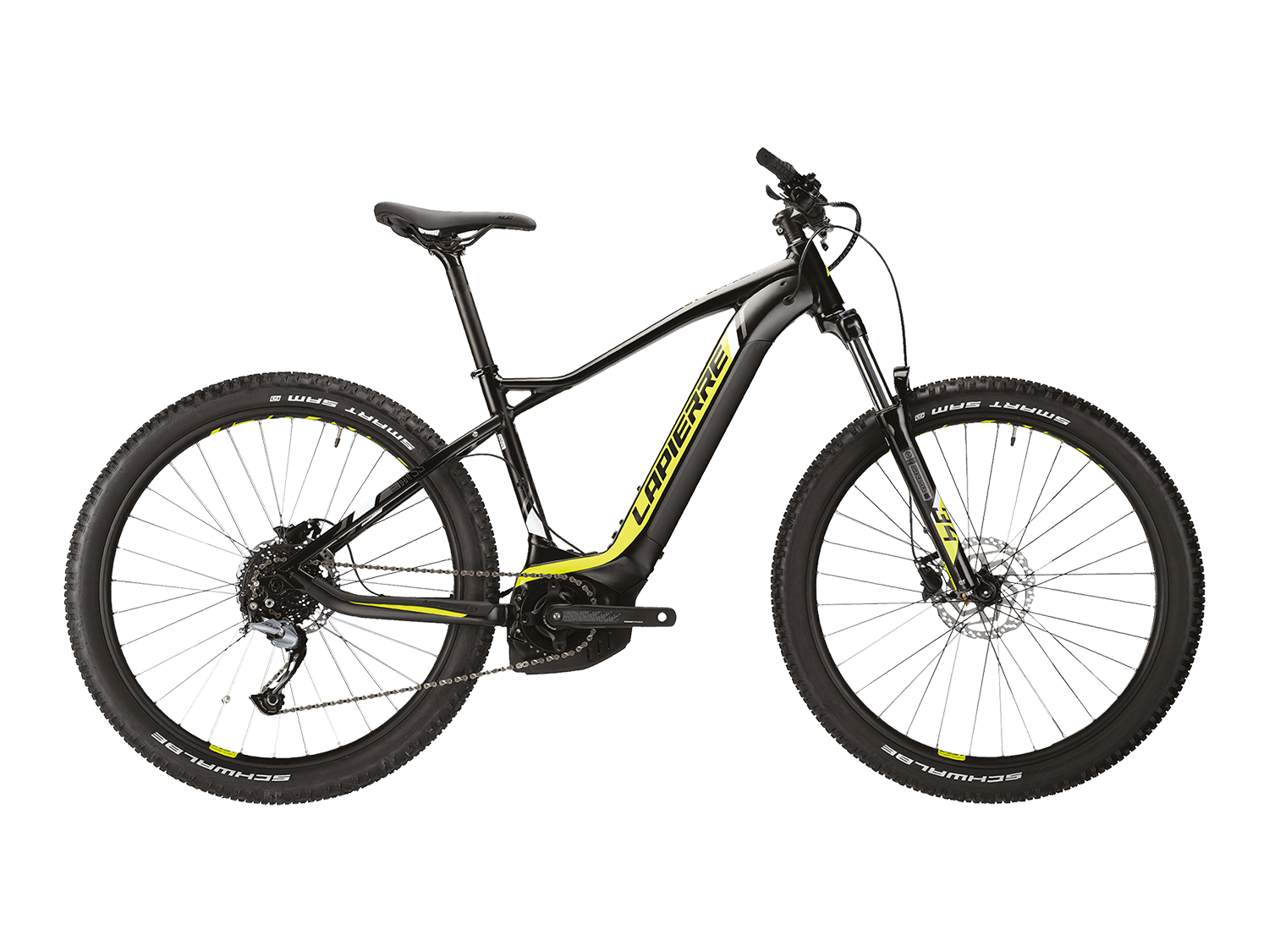 Lapierre Overvolt HT 5.5 2021 Electric Mountain Bike