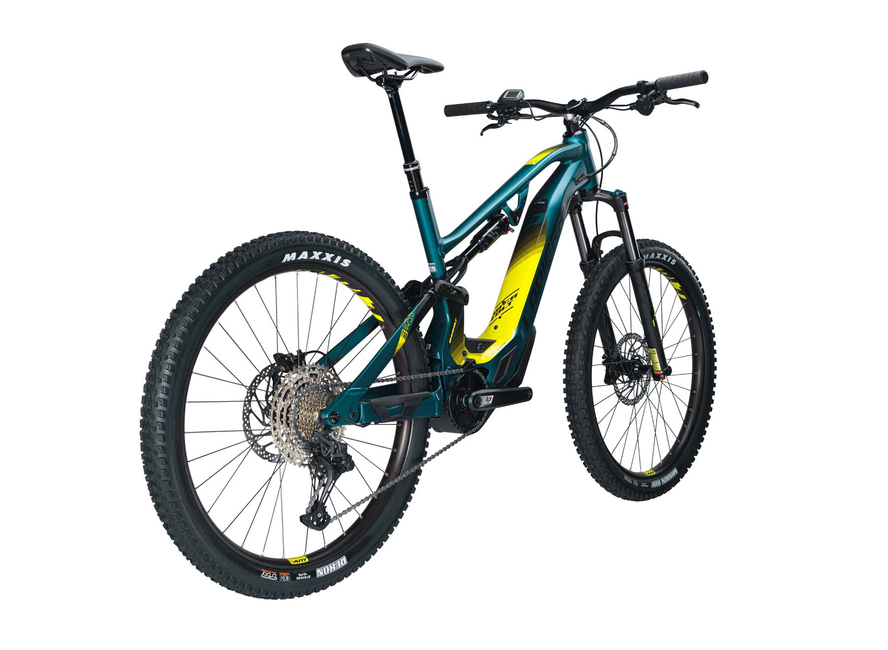 Lapierre Overvolt TR 5.6 2021 Electric Trail Mountain Bike 3