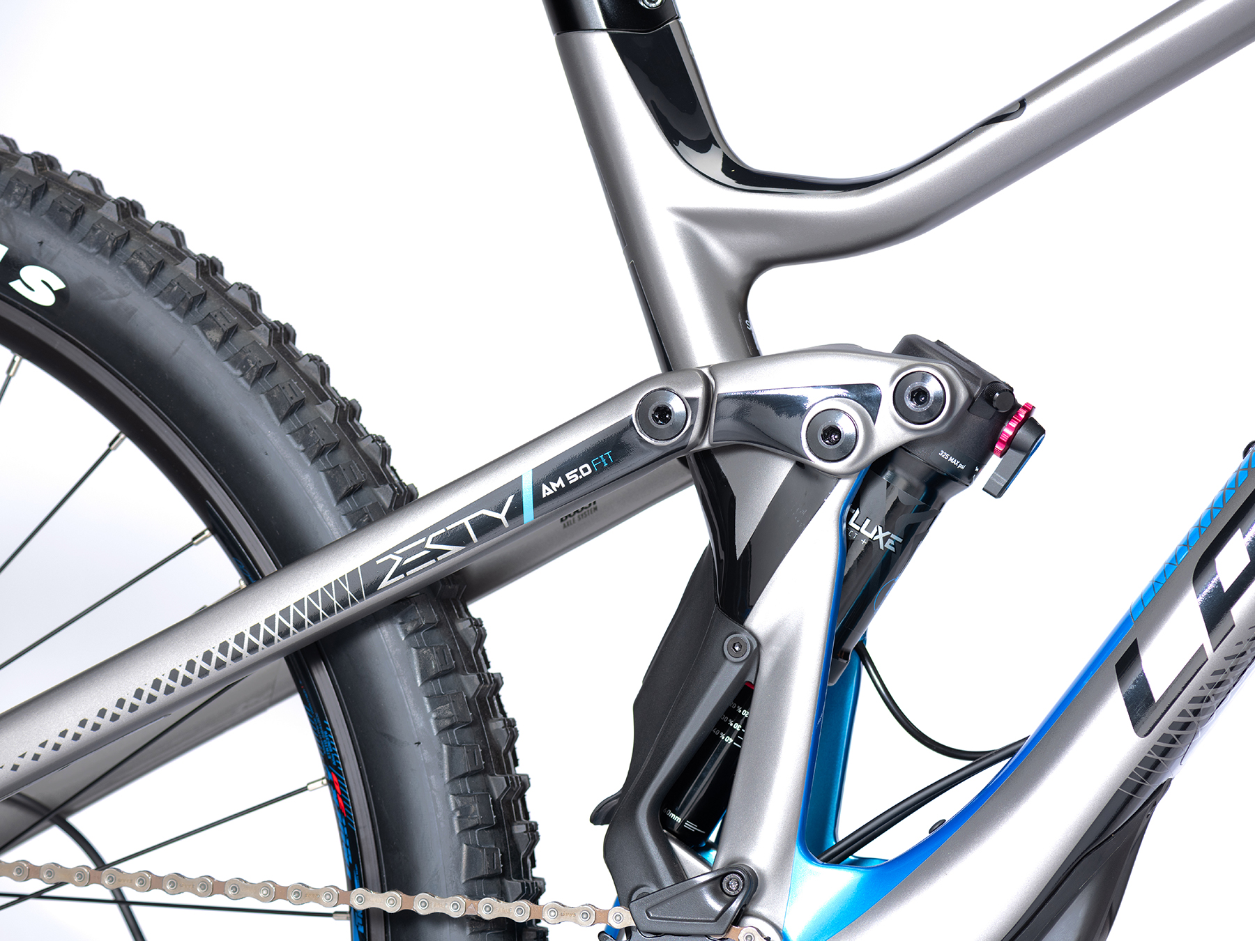 Lapierre Zesty AM Fit 5.0 2020 M2B All-Mountain 2