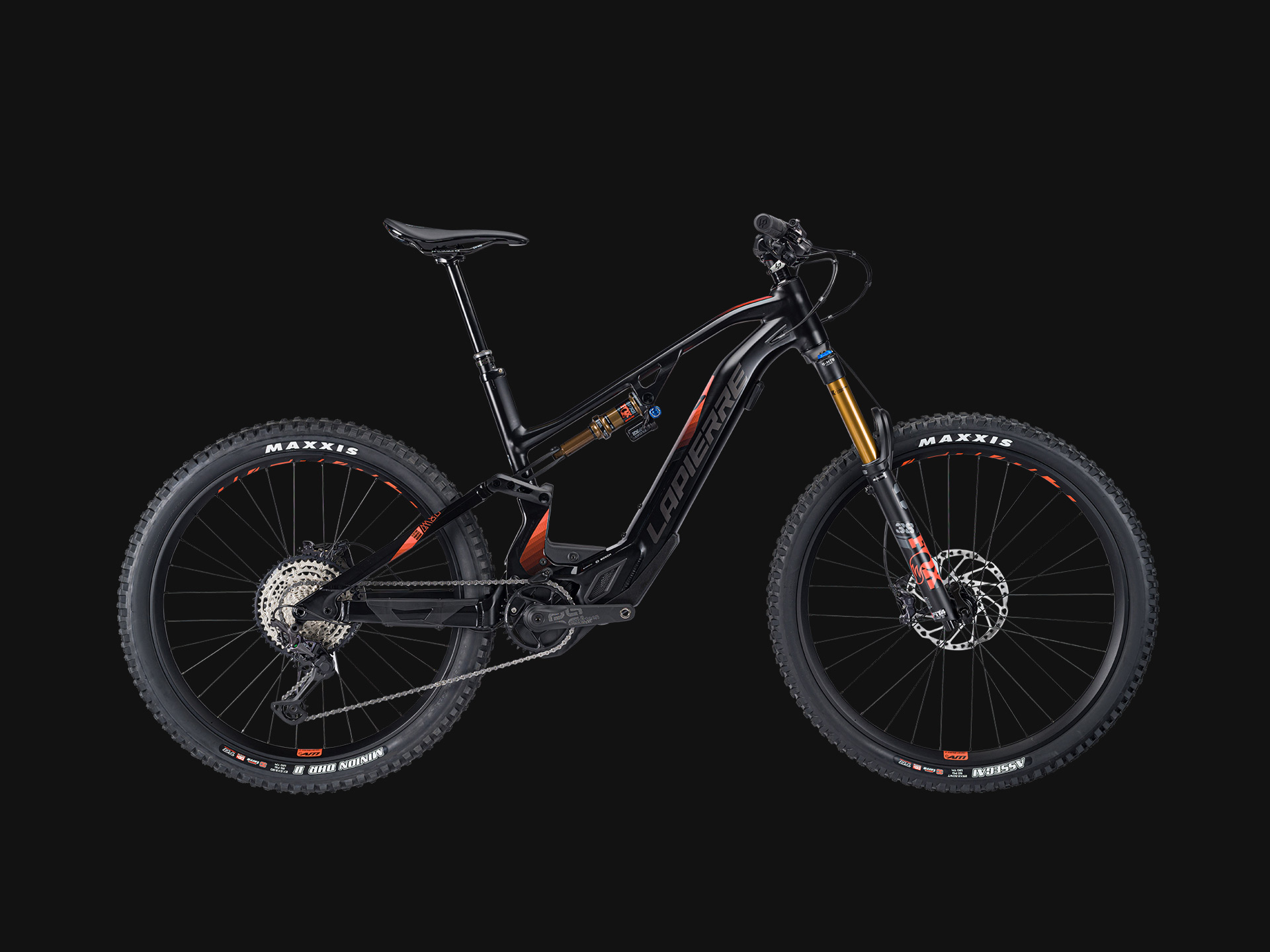 Lapierre Overvolt AM 8.6 2021 MTB Eléctrica All-Mountain
