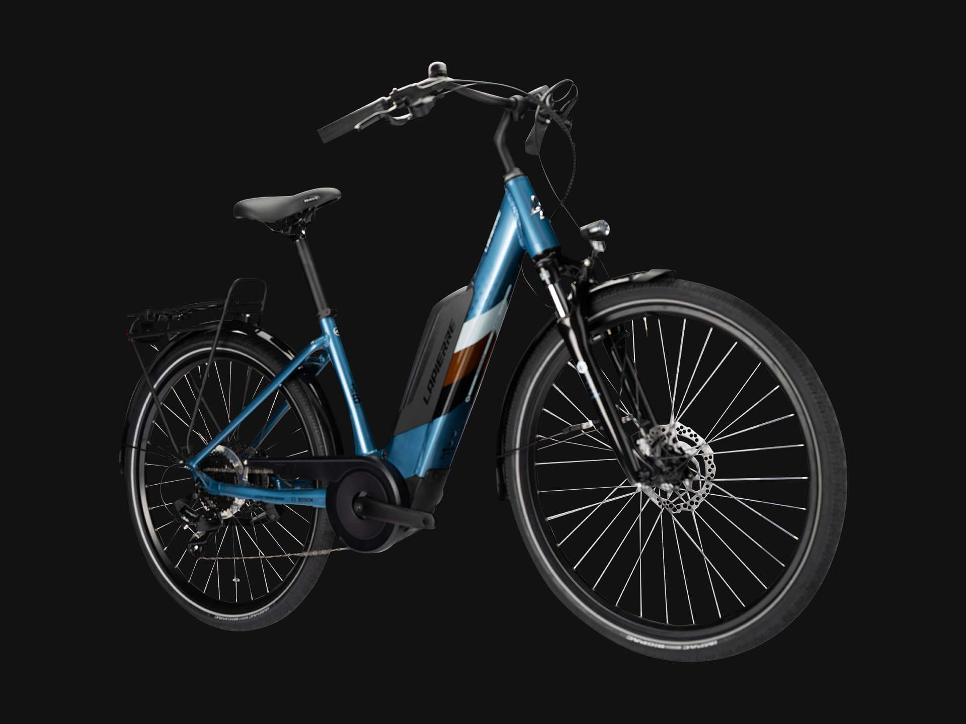 Lapierre Overvolt Urban 3.3 2021 Electric Urban Bike