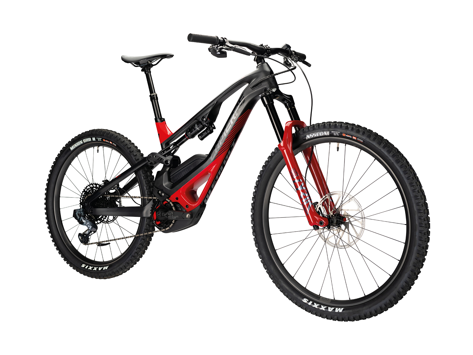 Lapierre Overvolt GLP2 Team 2020 Electric Enduro Mountain Bike