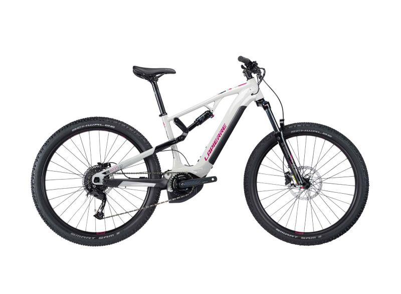 Lapierre Overvolt TR 3.5 2021 Womens Electric Trail Mountain Bike 1